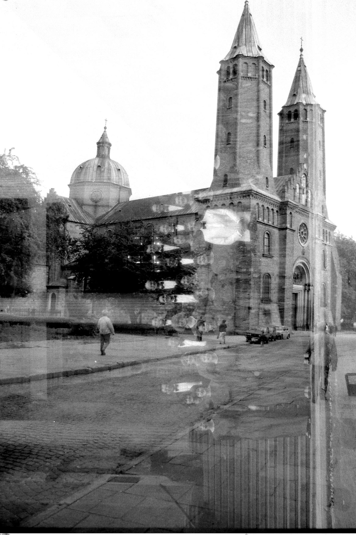 25/8/1988: 2: Plock Cathedral
