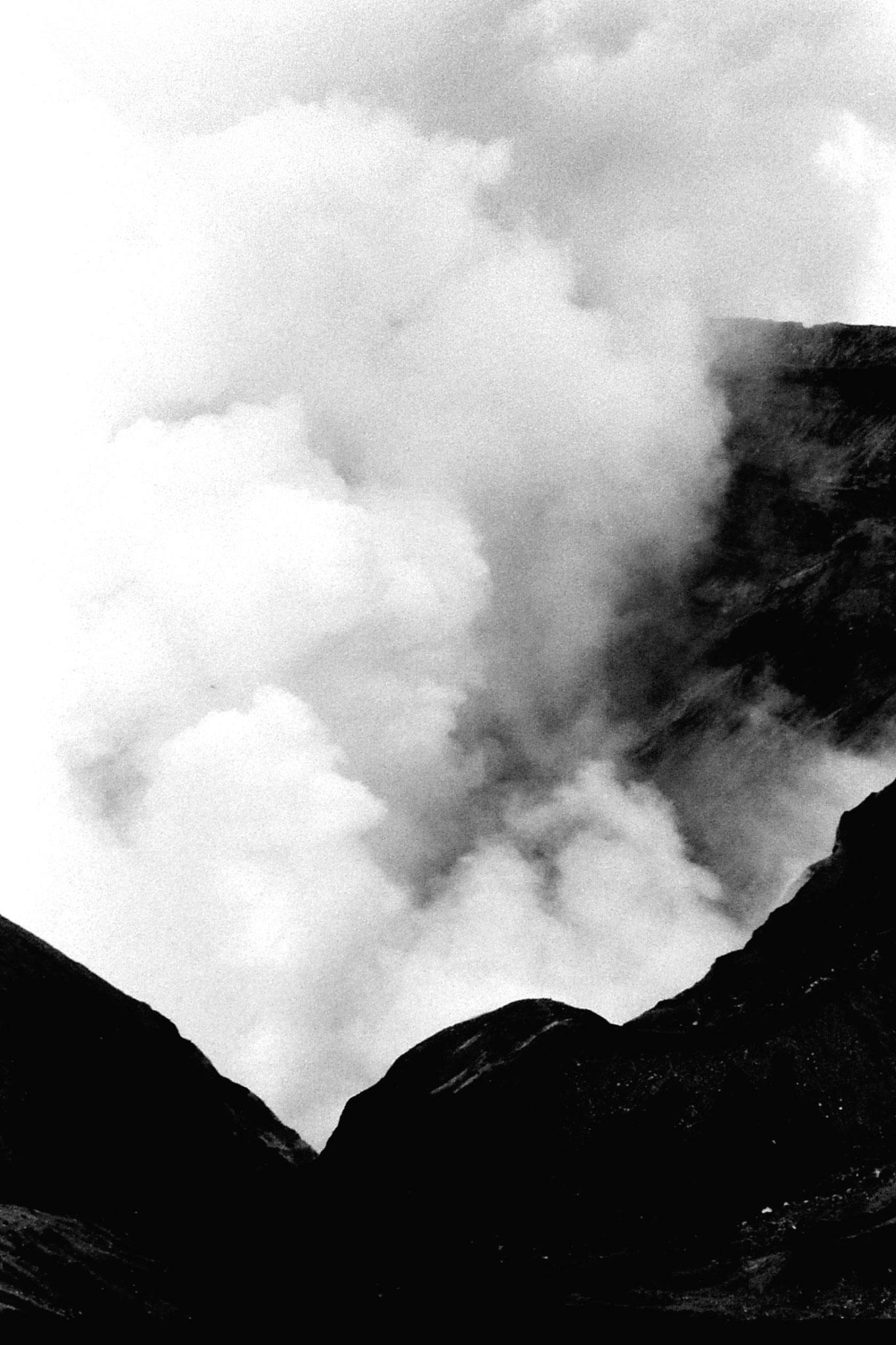 22/1/1989: 15: Aso volcano
