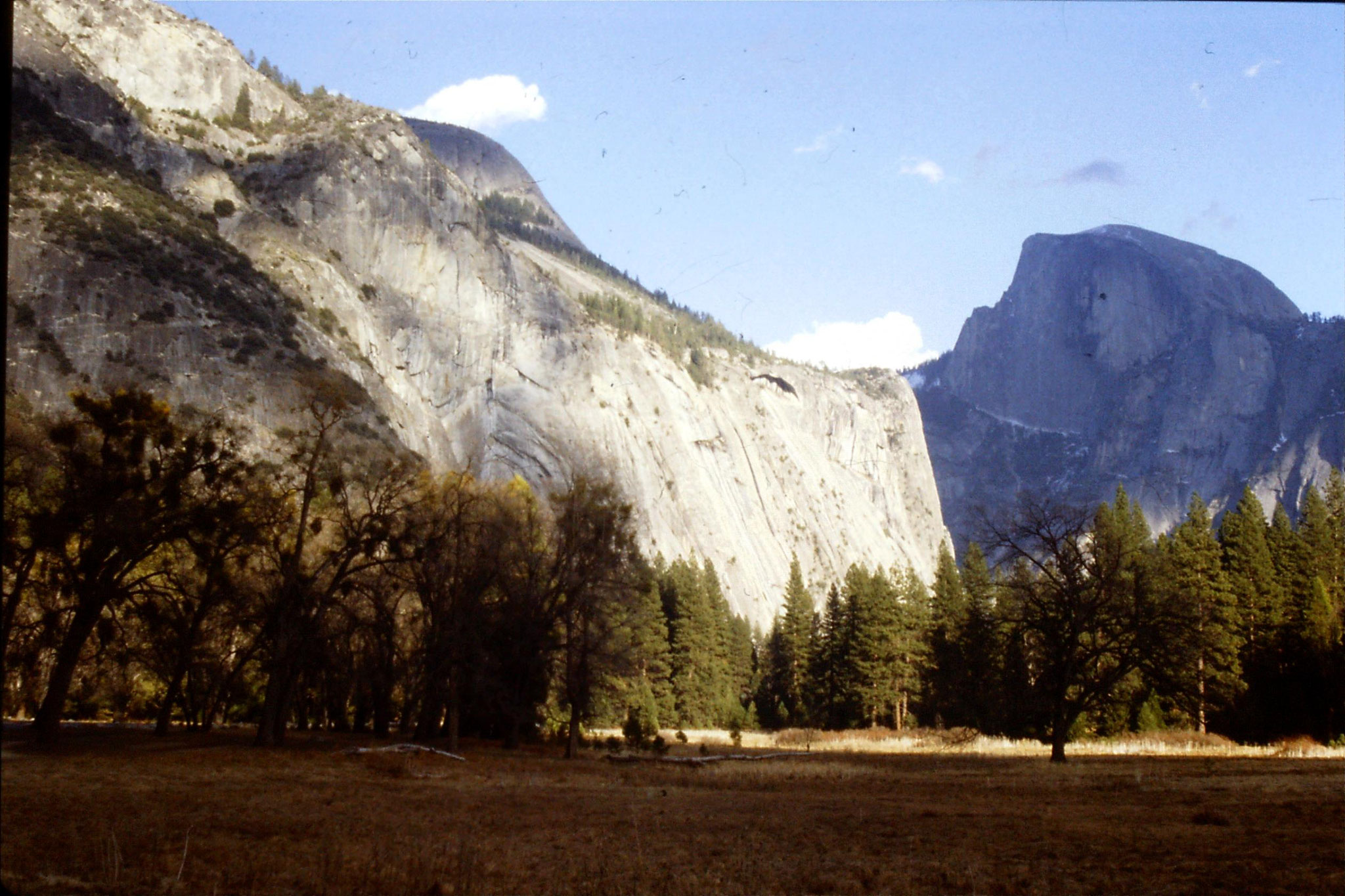 16/2/1991: 22: Yosemite valley