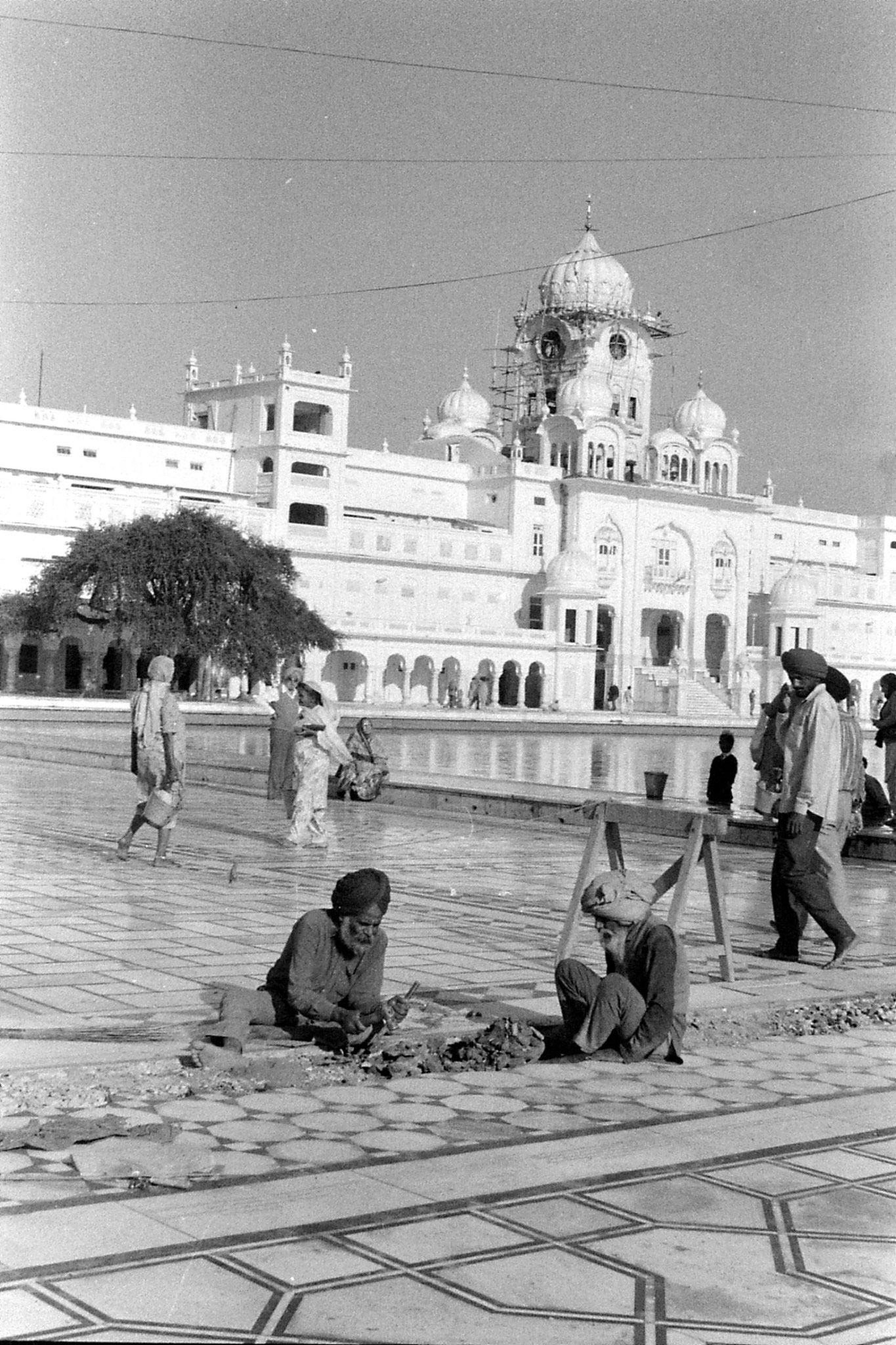 17/11/1989: 7: Amritsar Golden Temple