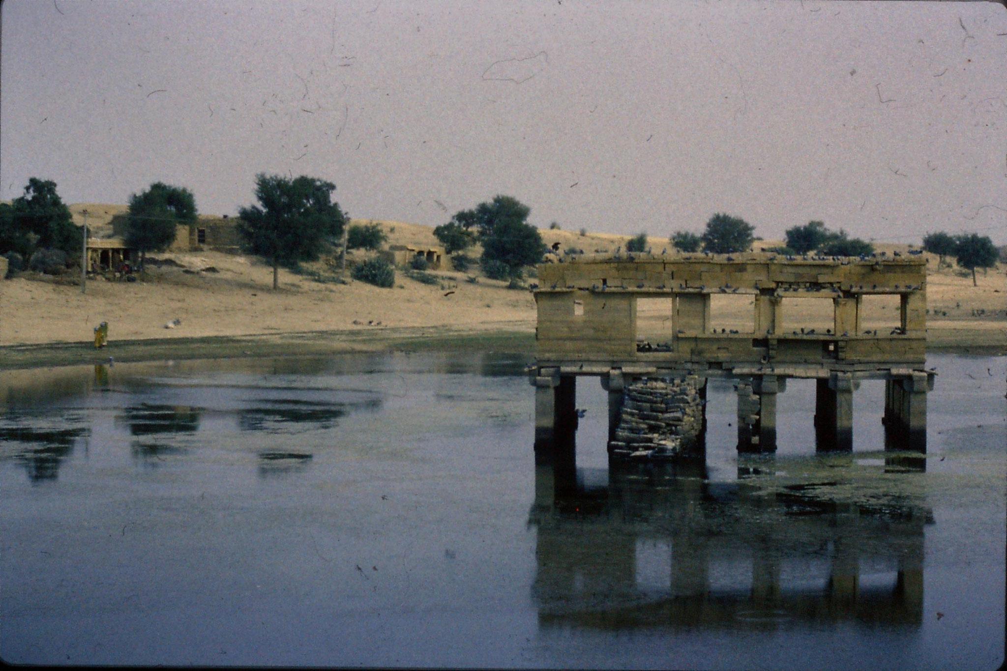 1/12/1989: 26: Jaisalmer Ghadisar Tank