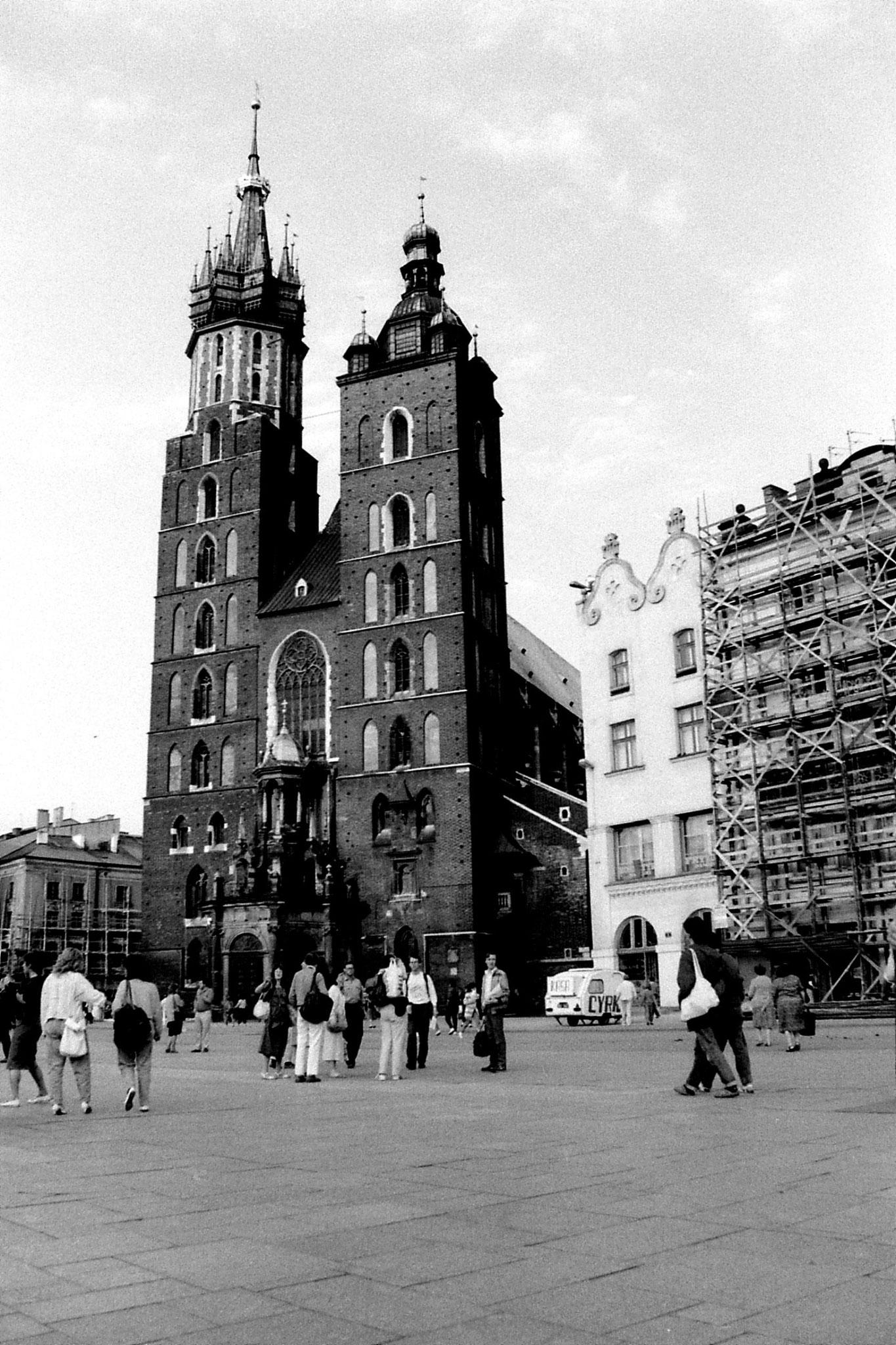 24/8/1988: 35: Krakow