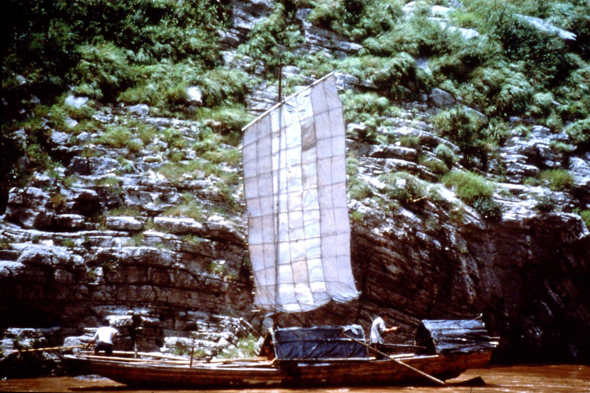 10/8/1989:27:Yangtse River, Xiling Xia (1st gorge)