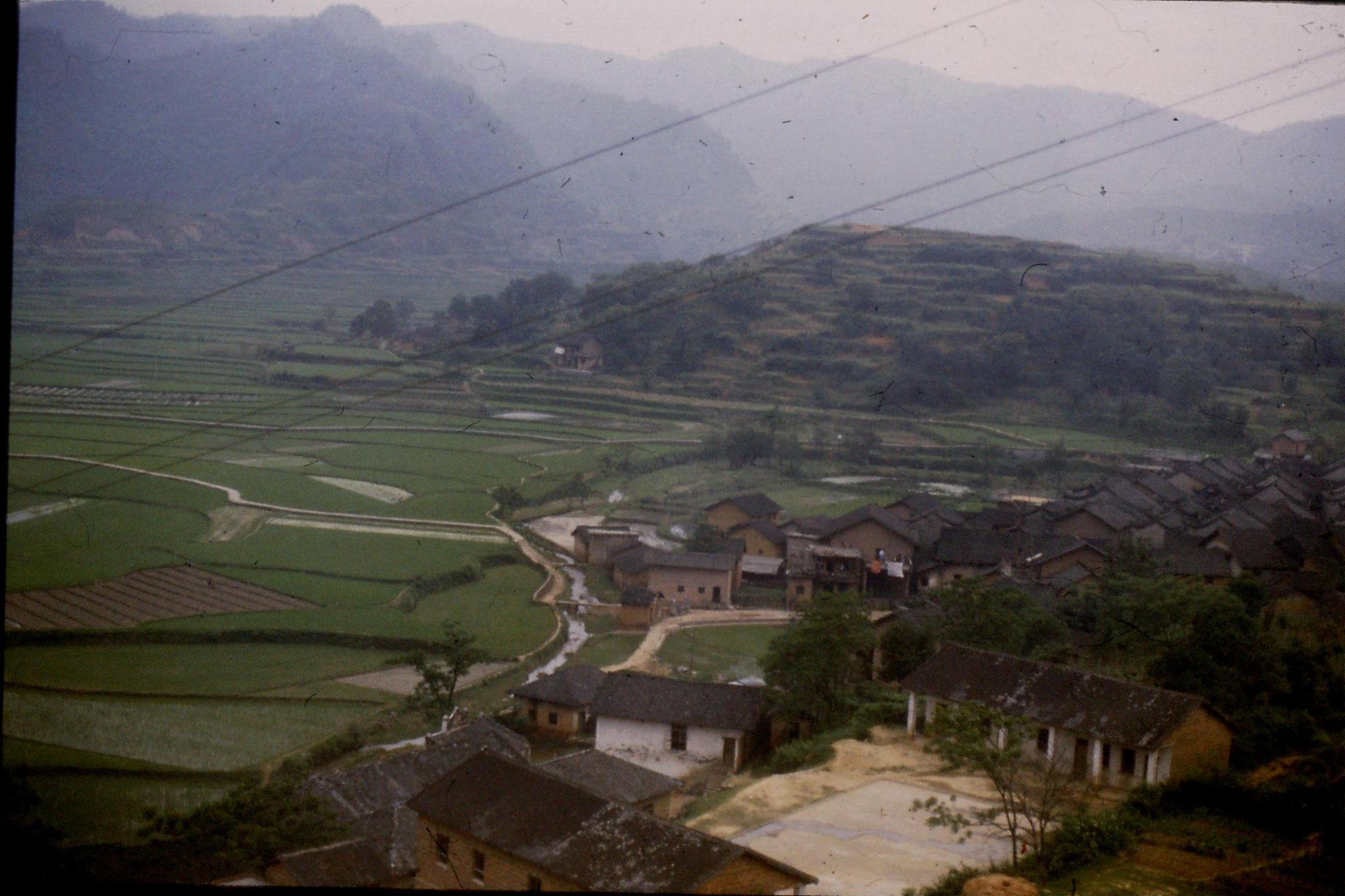 20/5/1989: 16: Guangzhou to Hangzhou, 1200