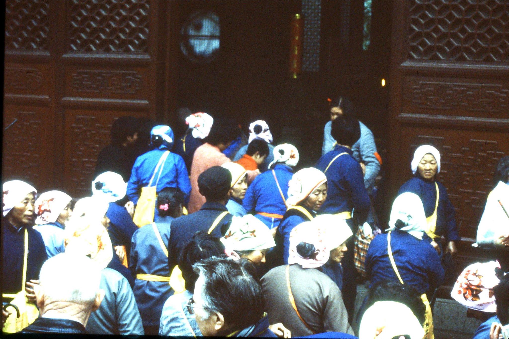 25/3/1989: 12: Hangzhou temple