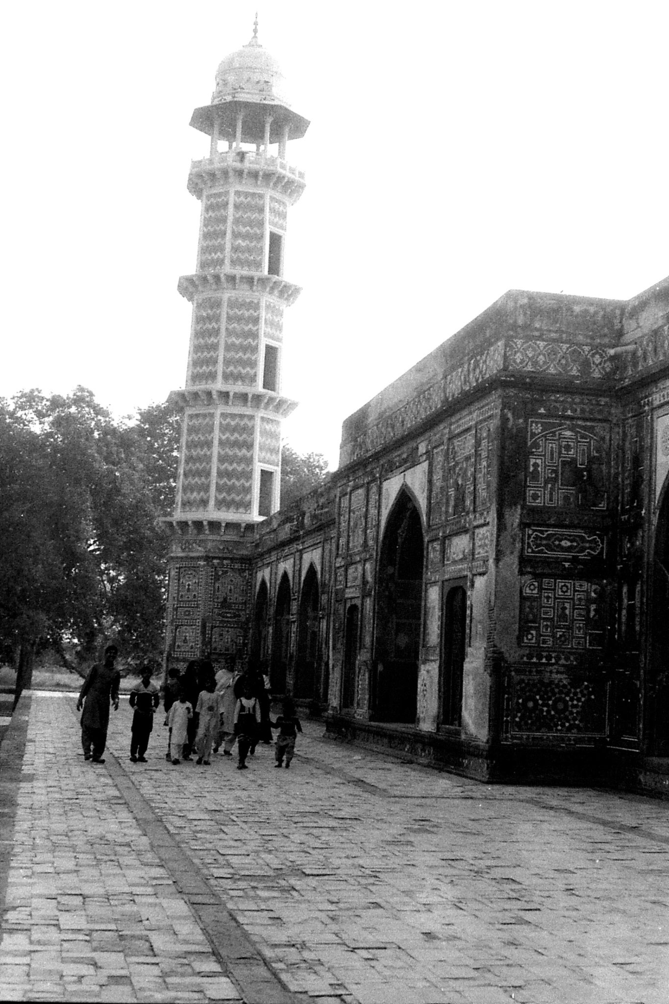 10/11/1989: 38: Jehangir's tomb
