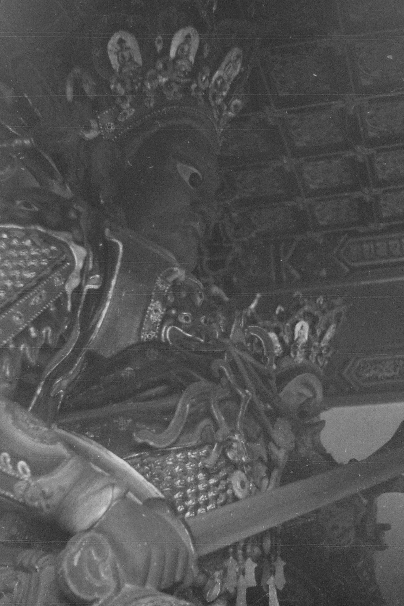 4/12/1988: 34: Yong He Temple, Beijing
