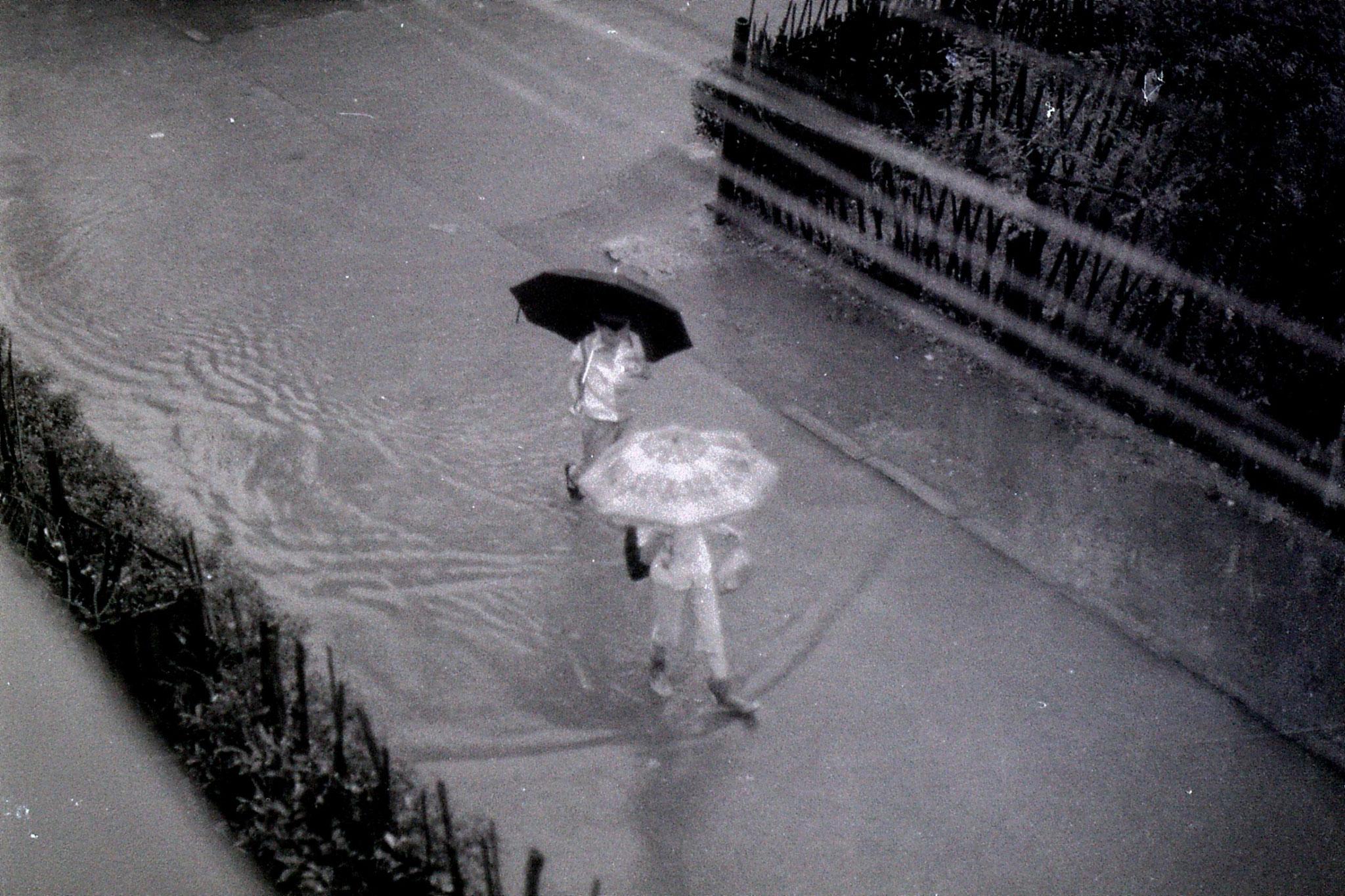 16/6/1989: 29: rainstorm at Zheda