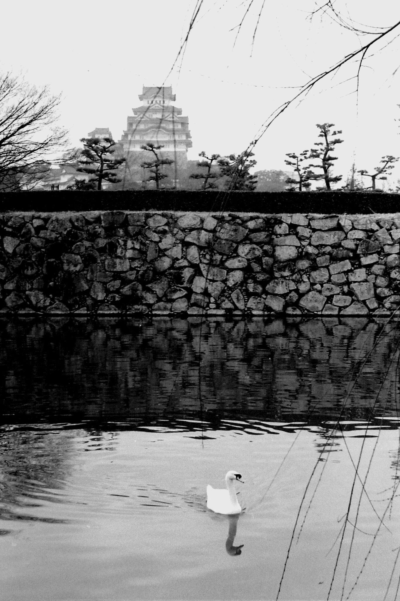 18/1/1989: 6: Himeji Castle