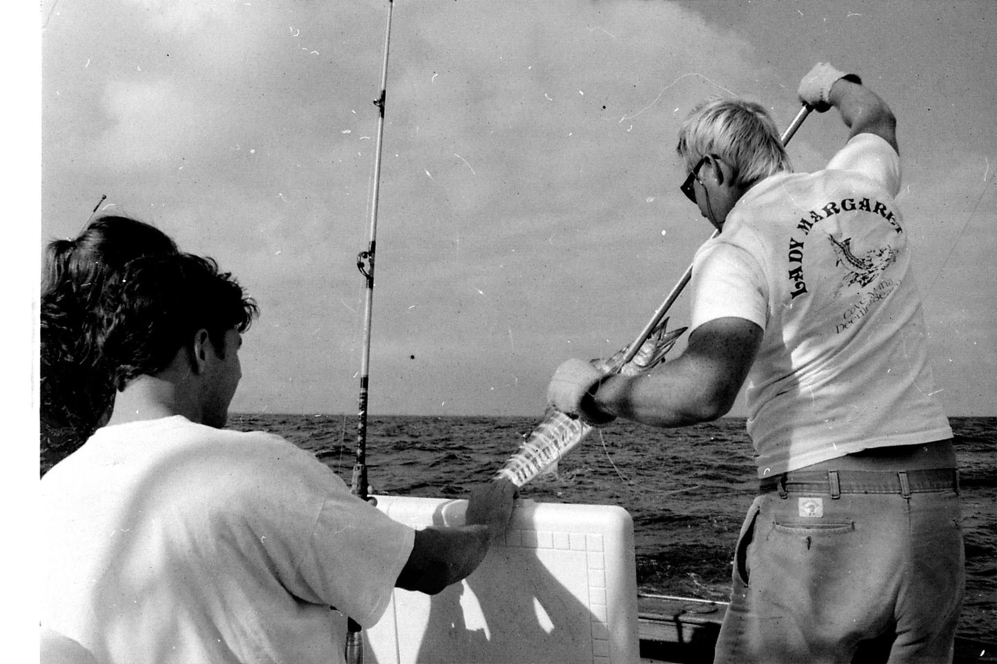 12/1990: 21: Fishing trip