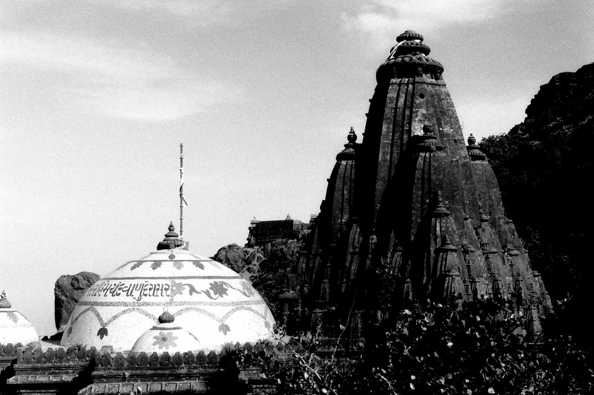 12/12/1989: 28: Junagardh, temples