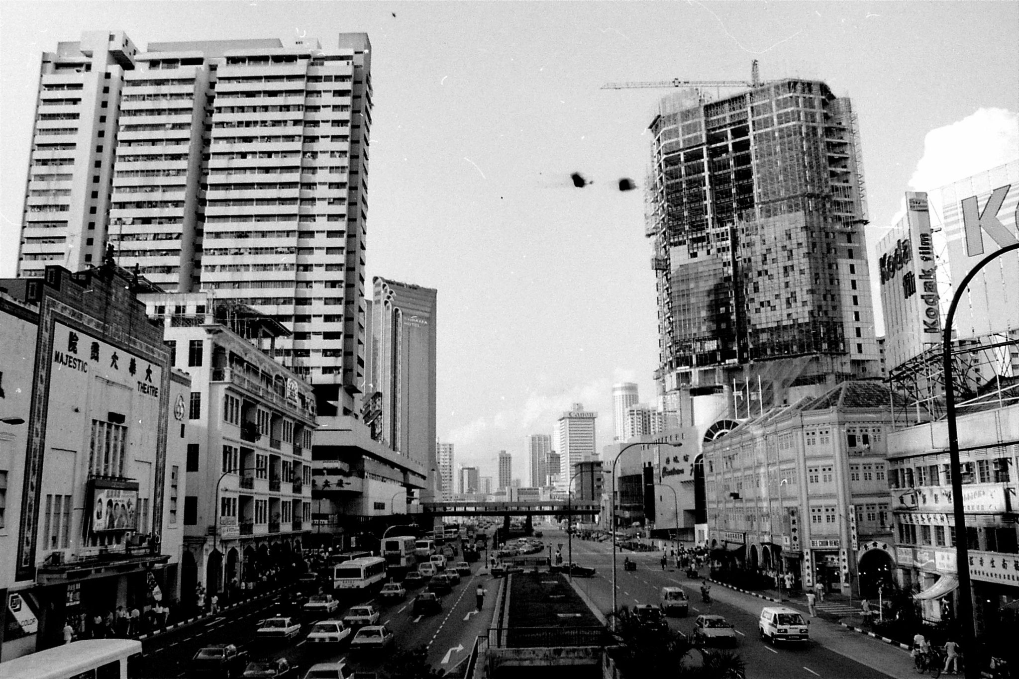 2/7/1990: 37: Singapore Chinatown