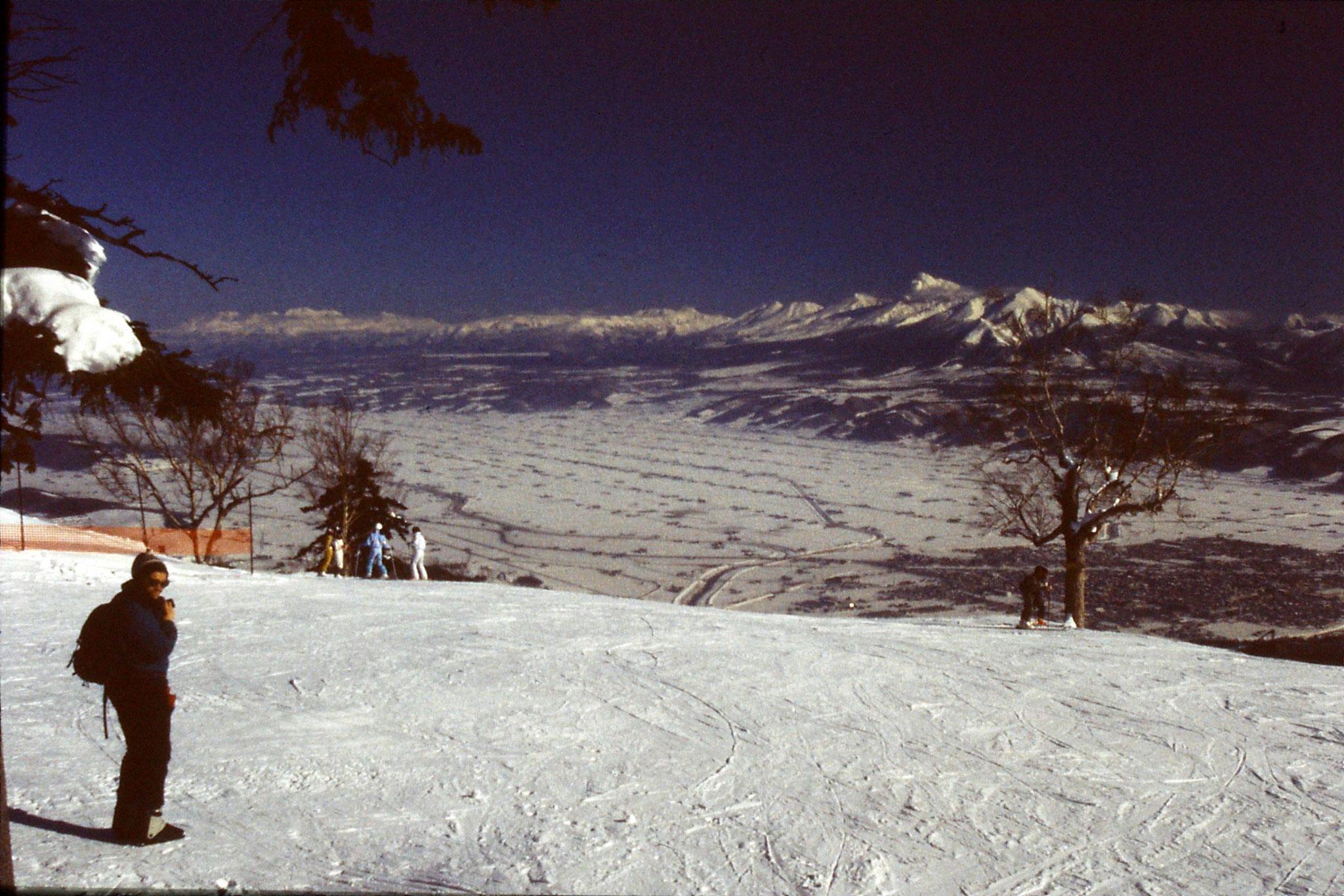 13/1/1989: 23: Furano ski resort