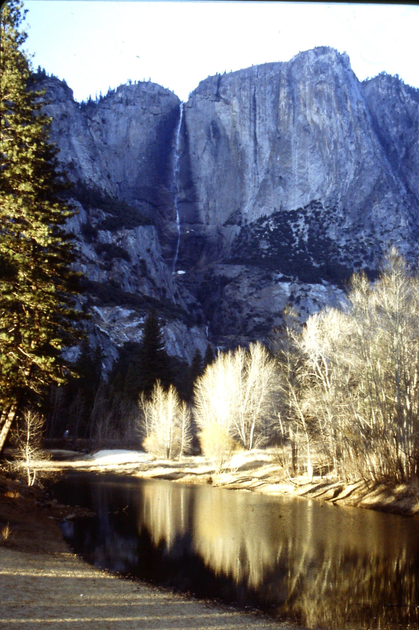 16/2/1991: 24: Yosemite valley