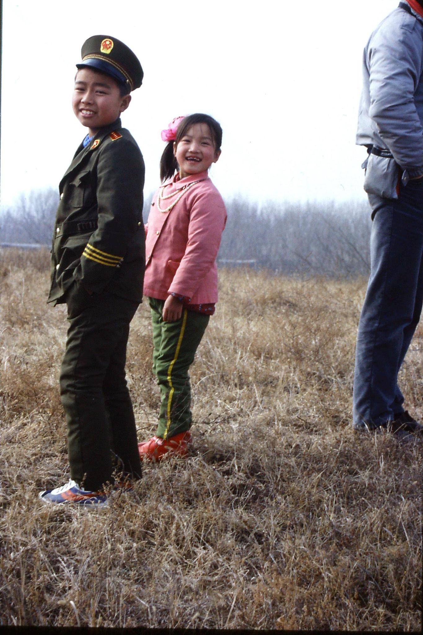 15/2/1989: 8: Liu Bo's village