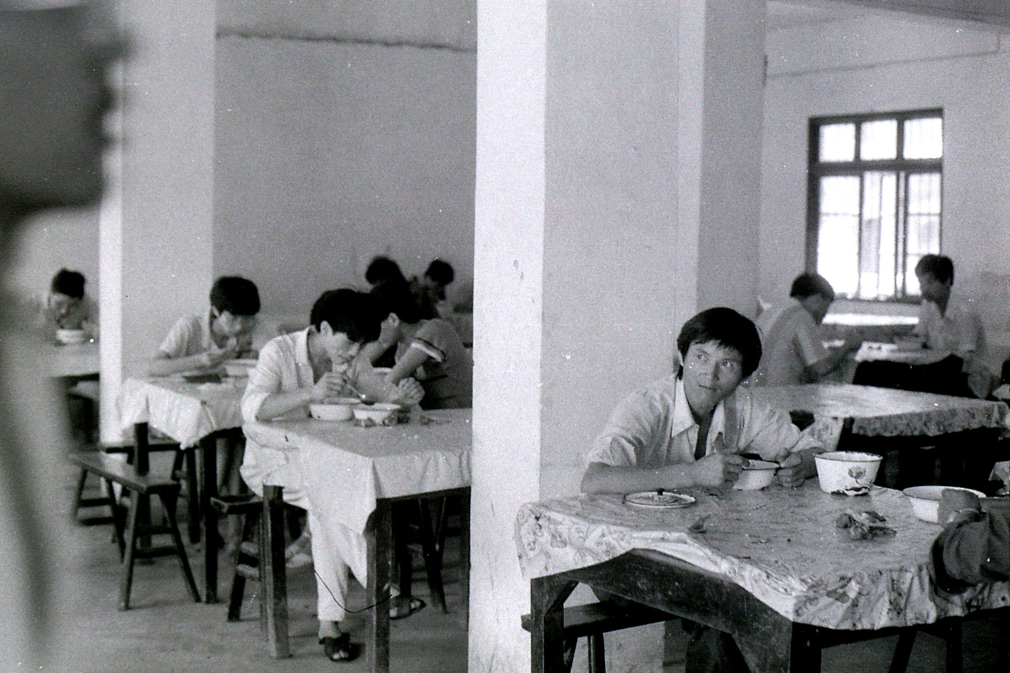 19/7/1989: 13: teacher's dining hall