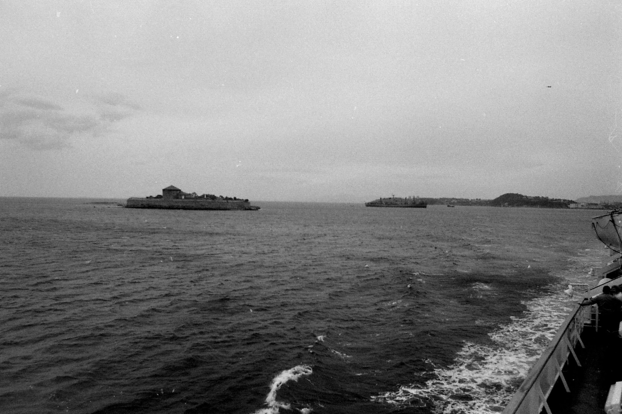23/9/1988: 6: Stokksund sound