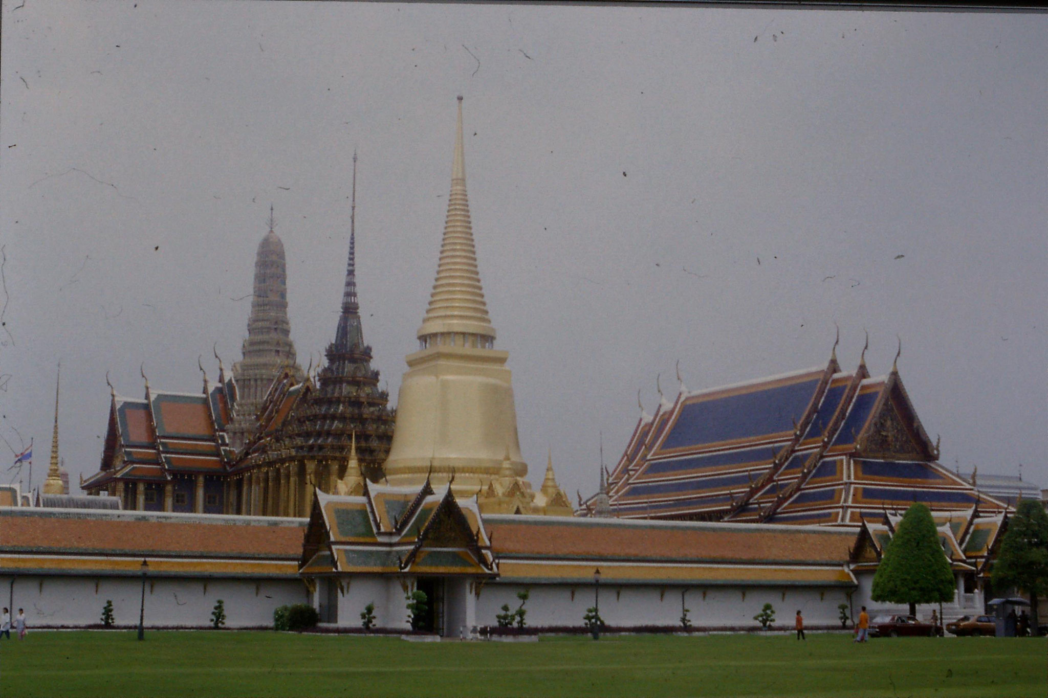 20/5/1990: 2: Bangkok Royal Palace