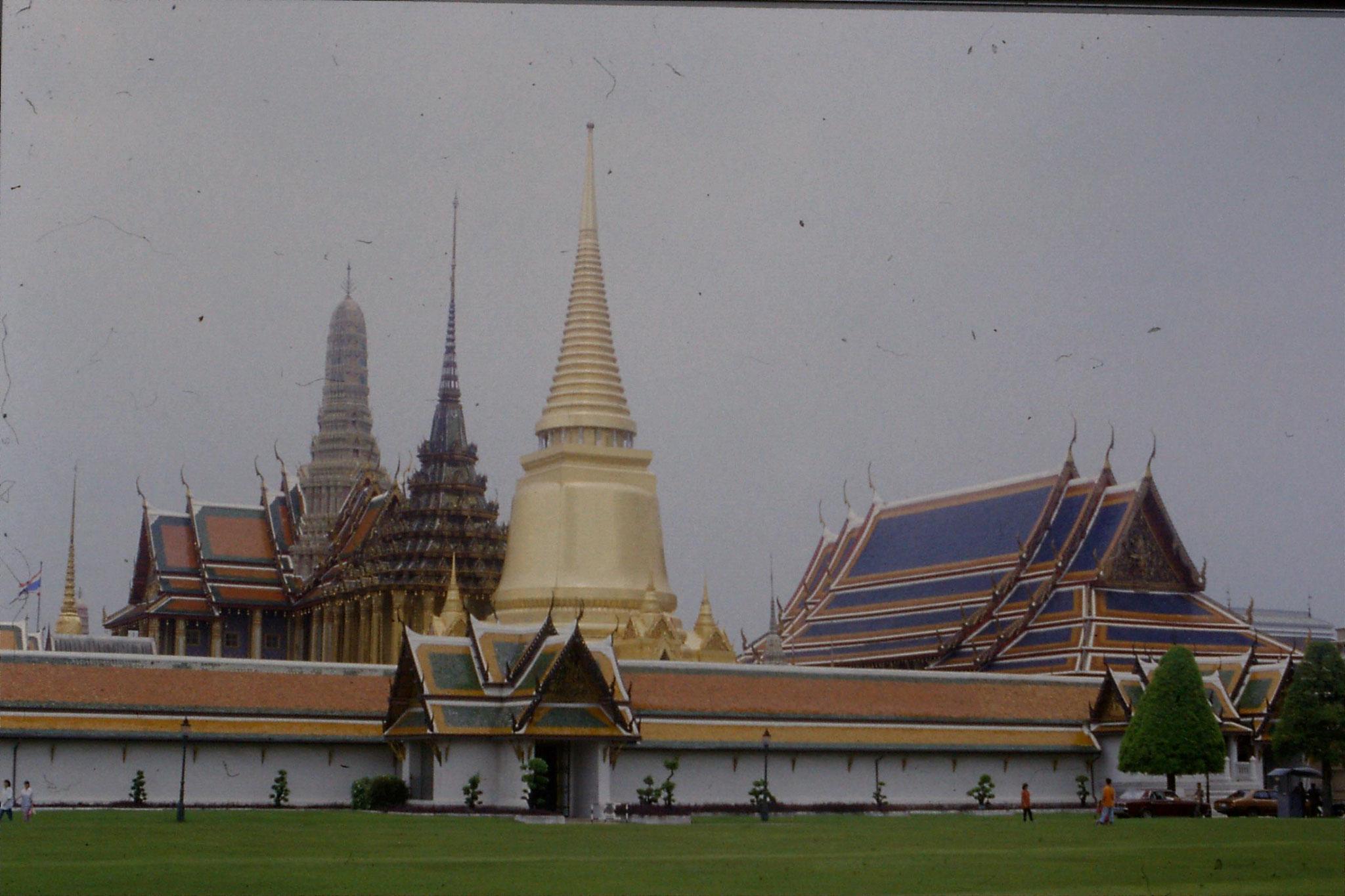 20/5/1990: 2: Bangkok Royal Palace