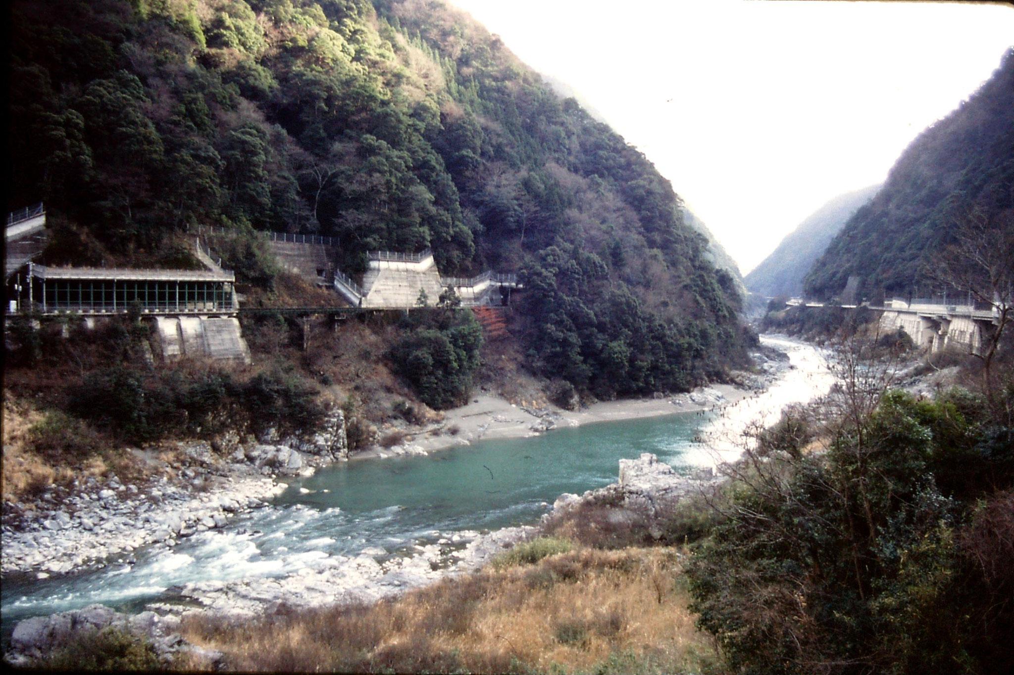 24/1/1989: 28: Oboke Koboke gorge