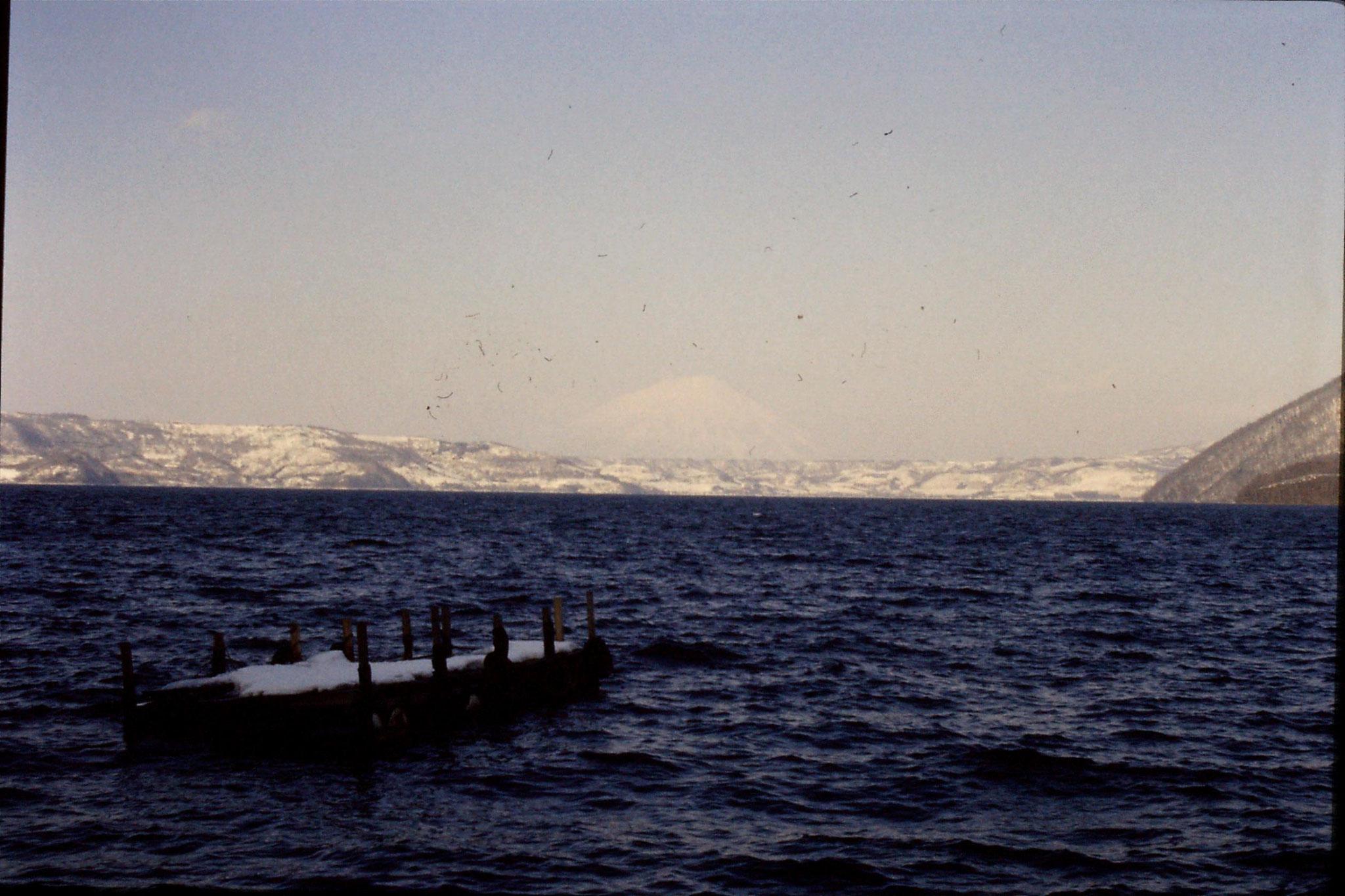 8/1/1989: 8: Toyako Lake