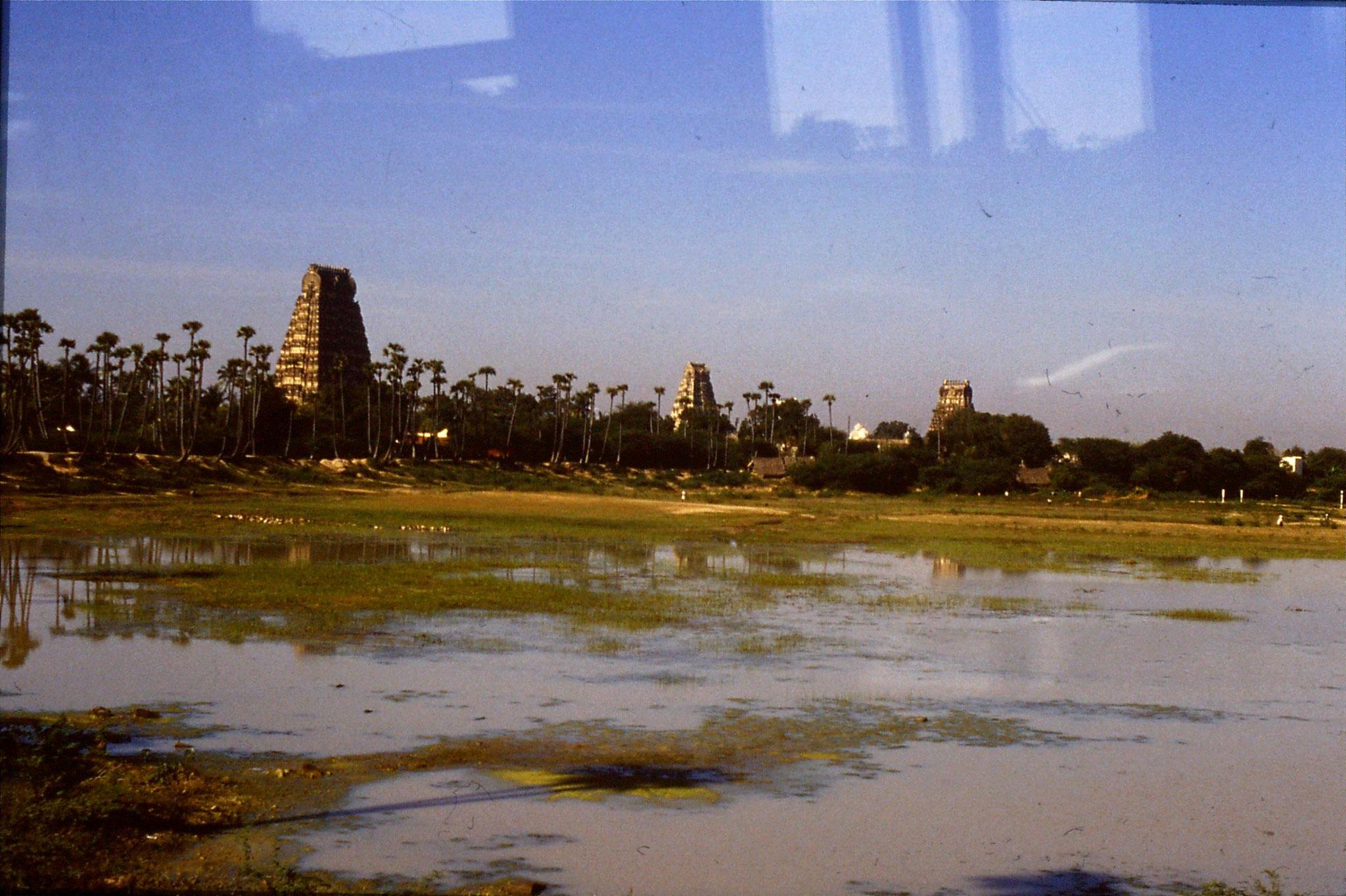 19/1/1990: 11: Kanchipuram Ekambareshwara Temple