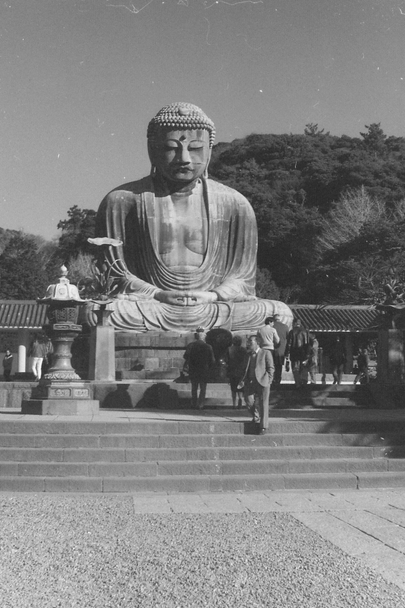 29/1/1989: 29:Daibutsu at Kamakura