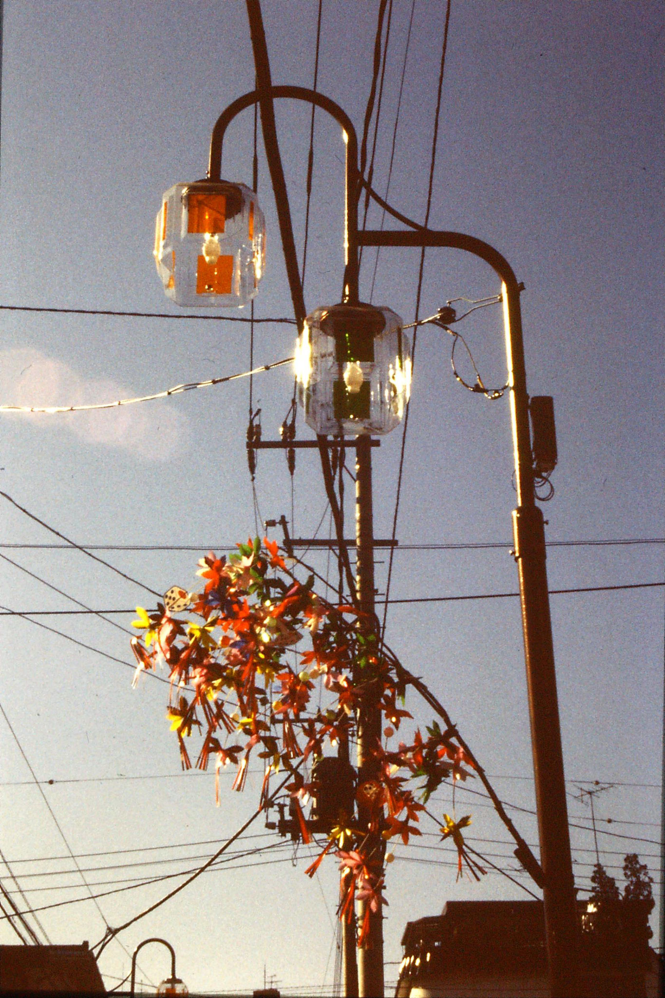 28/12/1988: 25: Tokyo nr Nishimagome