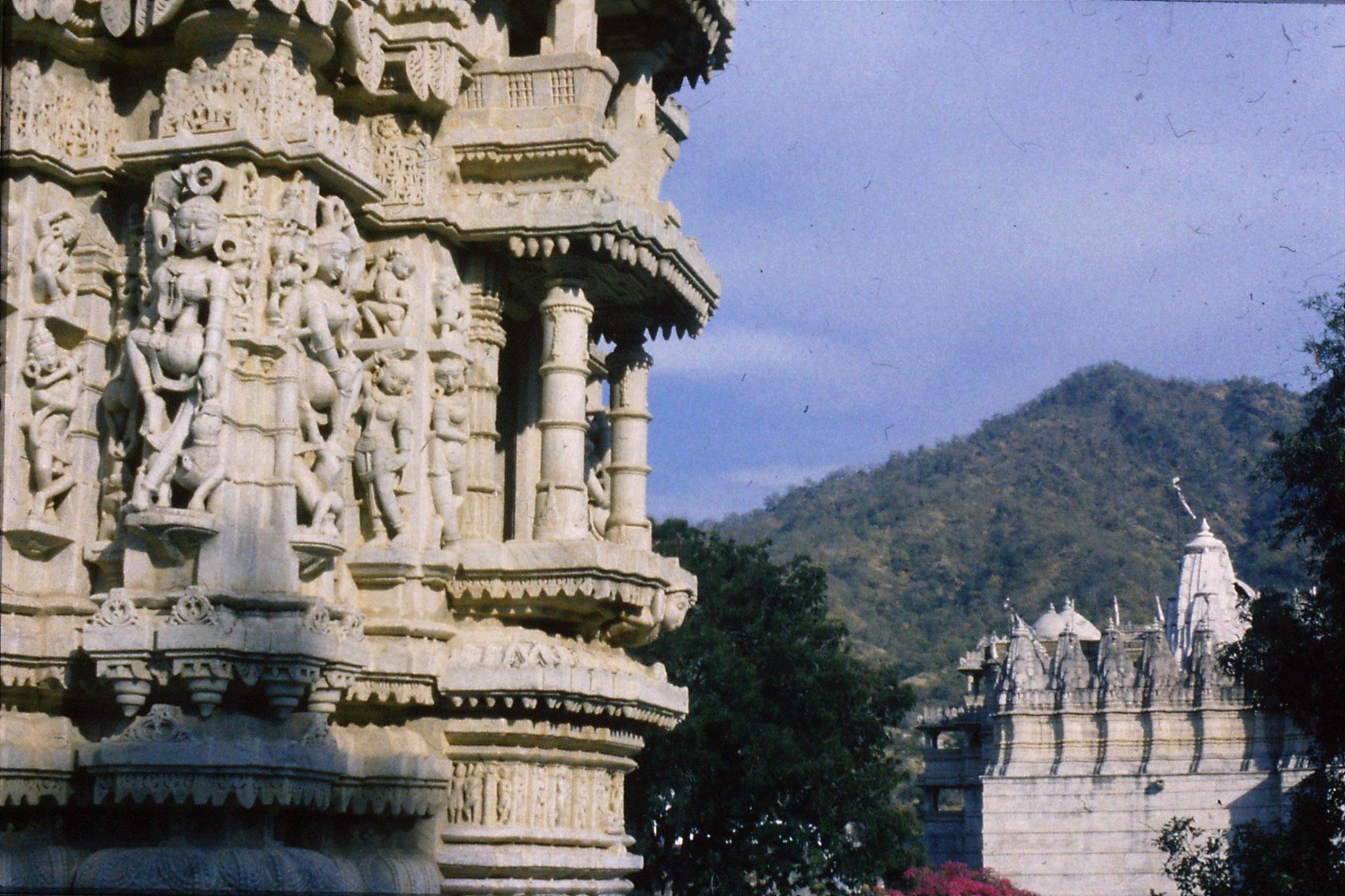 6/12/1989: 20: Ranakpur Jain temple