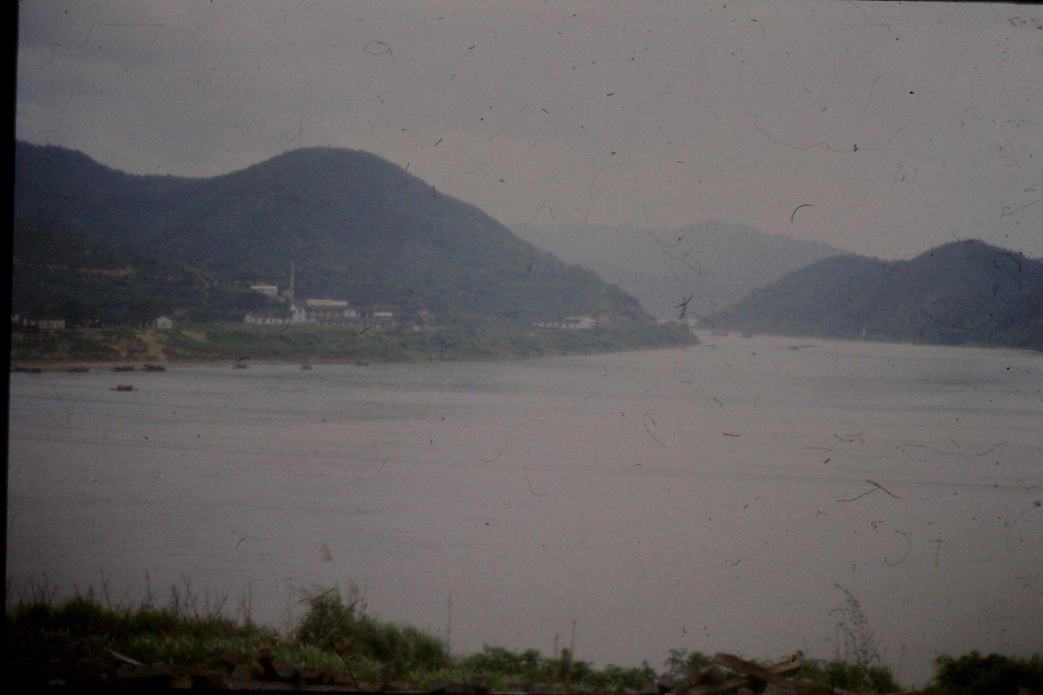 20/5/1989: 19: Guangzhou to Hangzhou, Pearl River