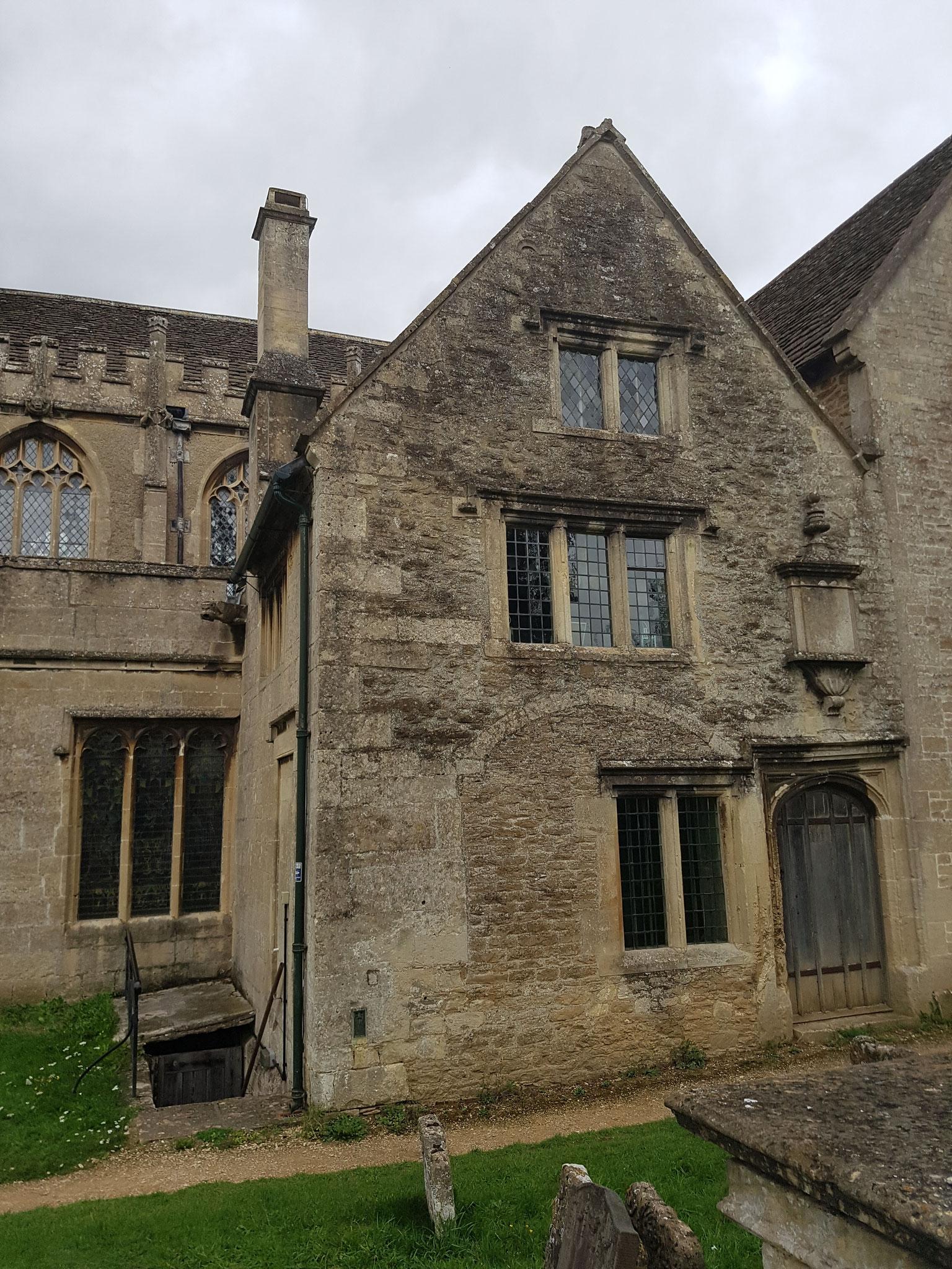 Jacobean priest's house