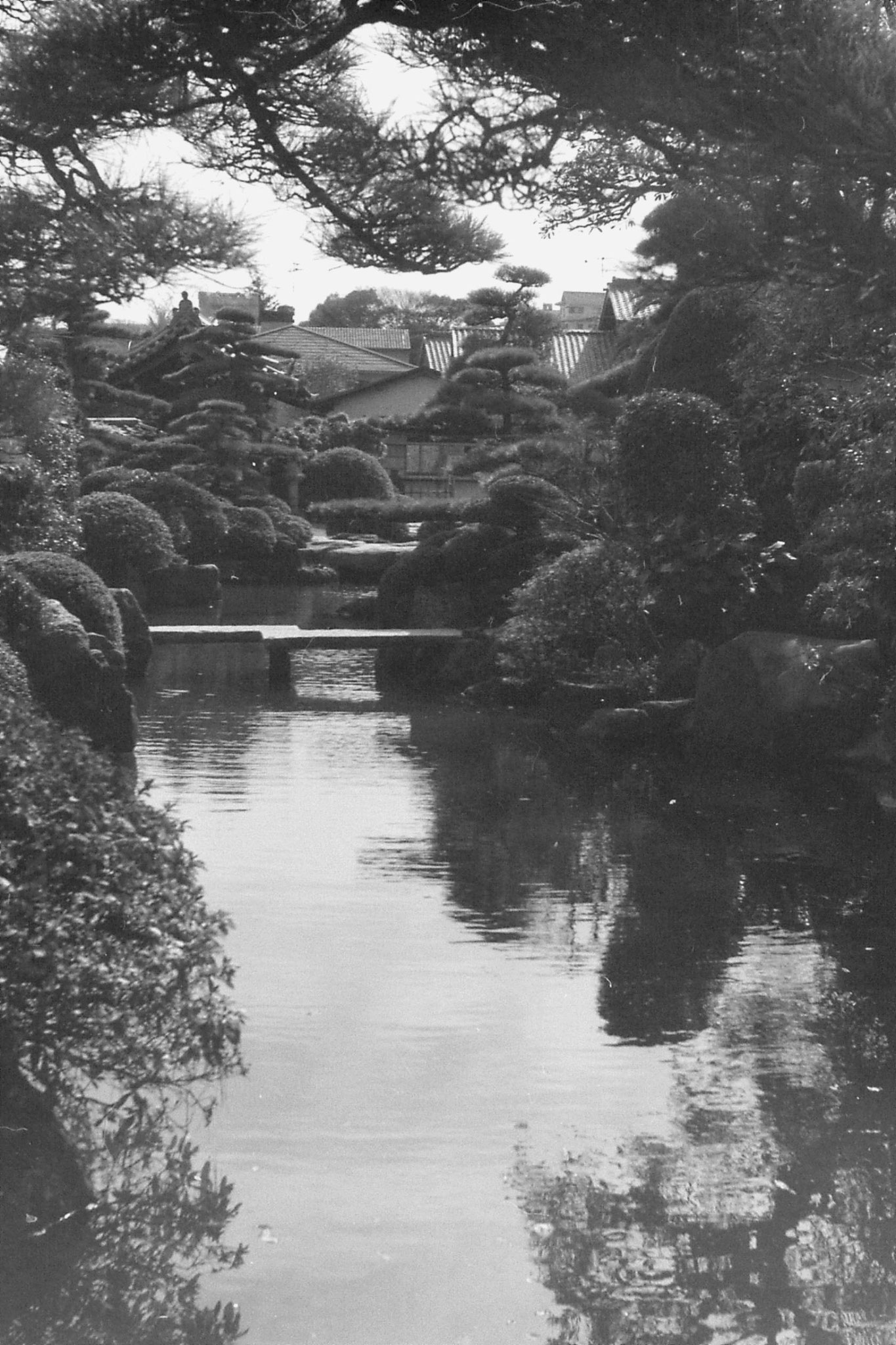 27/1/1989: 14:Ryuge Temkple Garden
