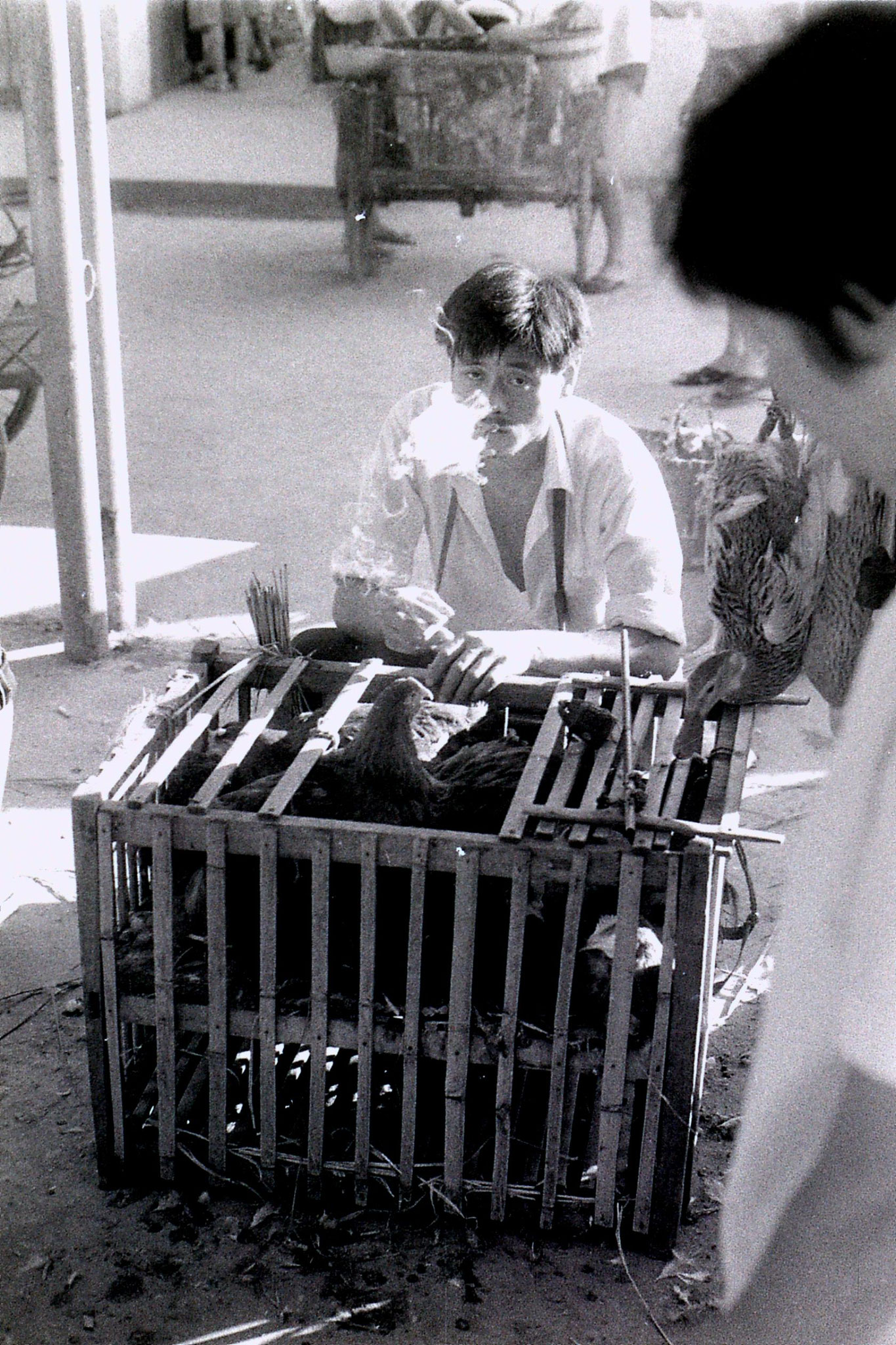 19/7/1989: 26: Zheda Free market