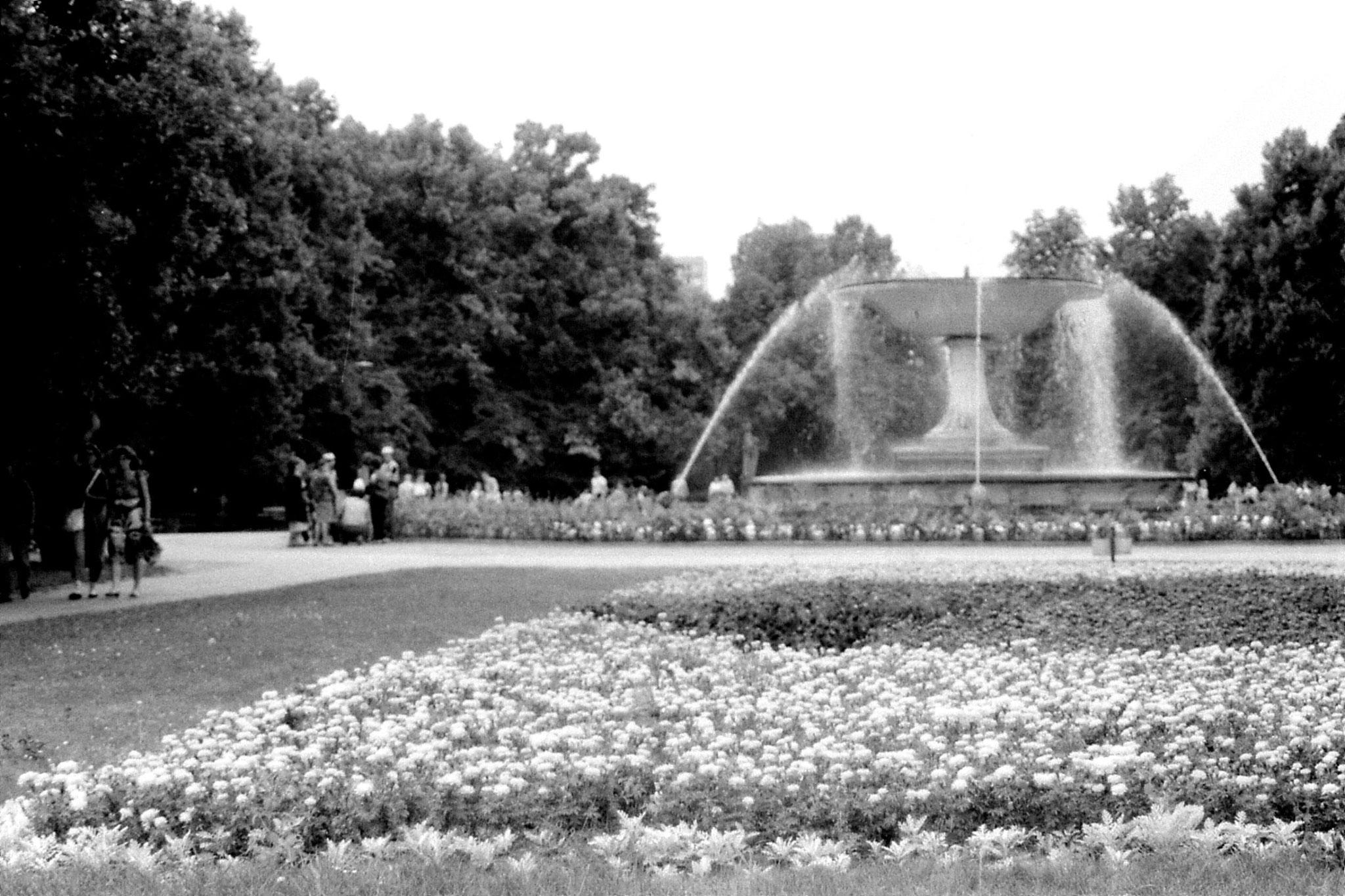21/8/1988: 12: Lazienkowski Palace