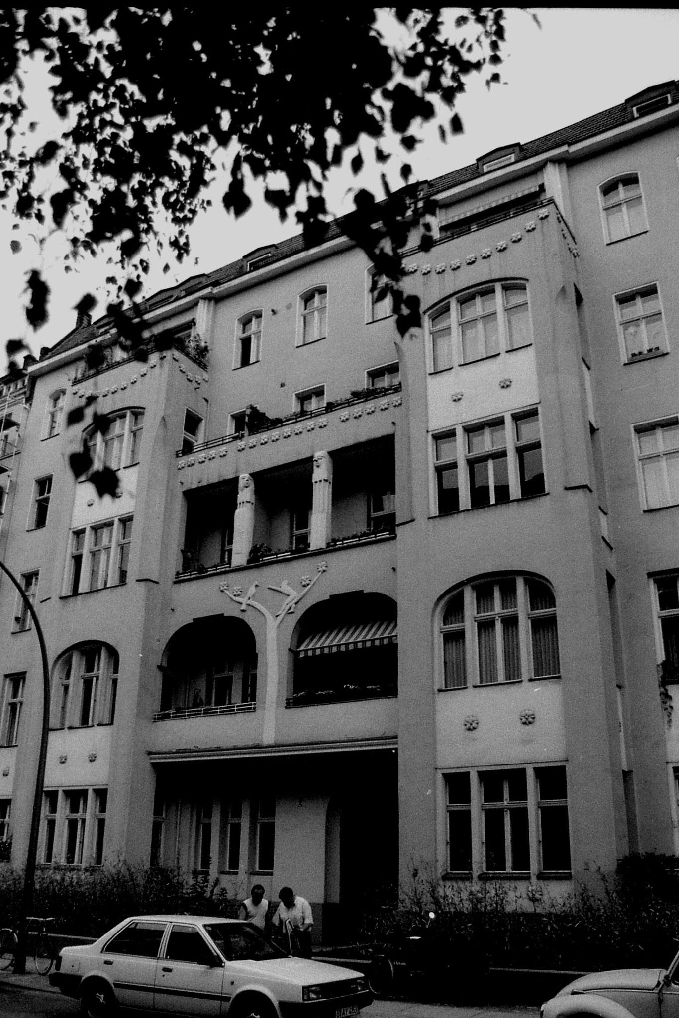 18/8/88: 2: Arndt home Berlin