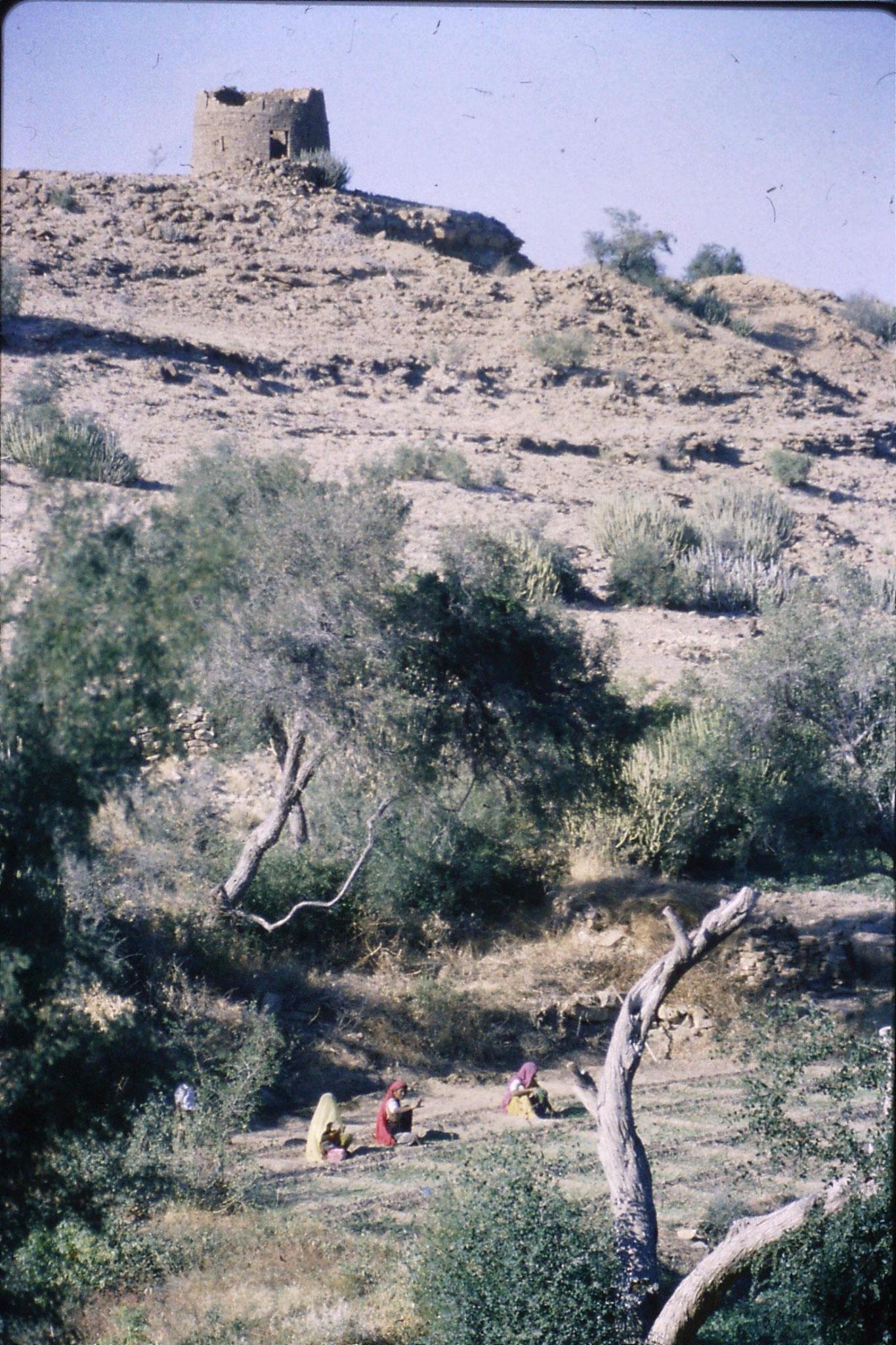 4/12/1989: 8: north of Jaisalmer