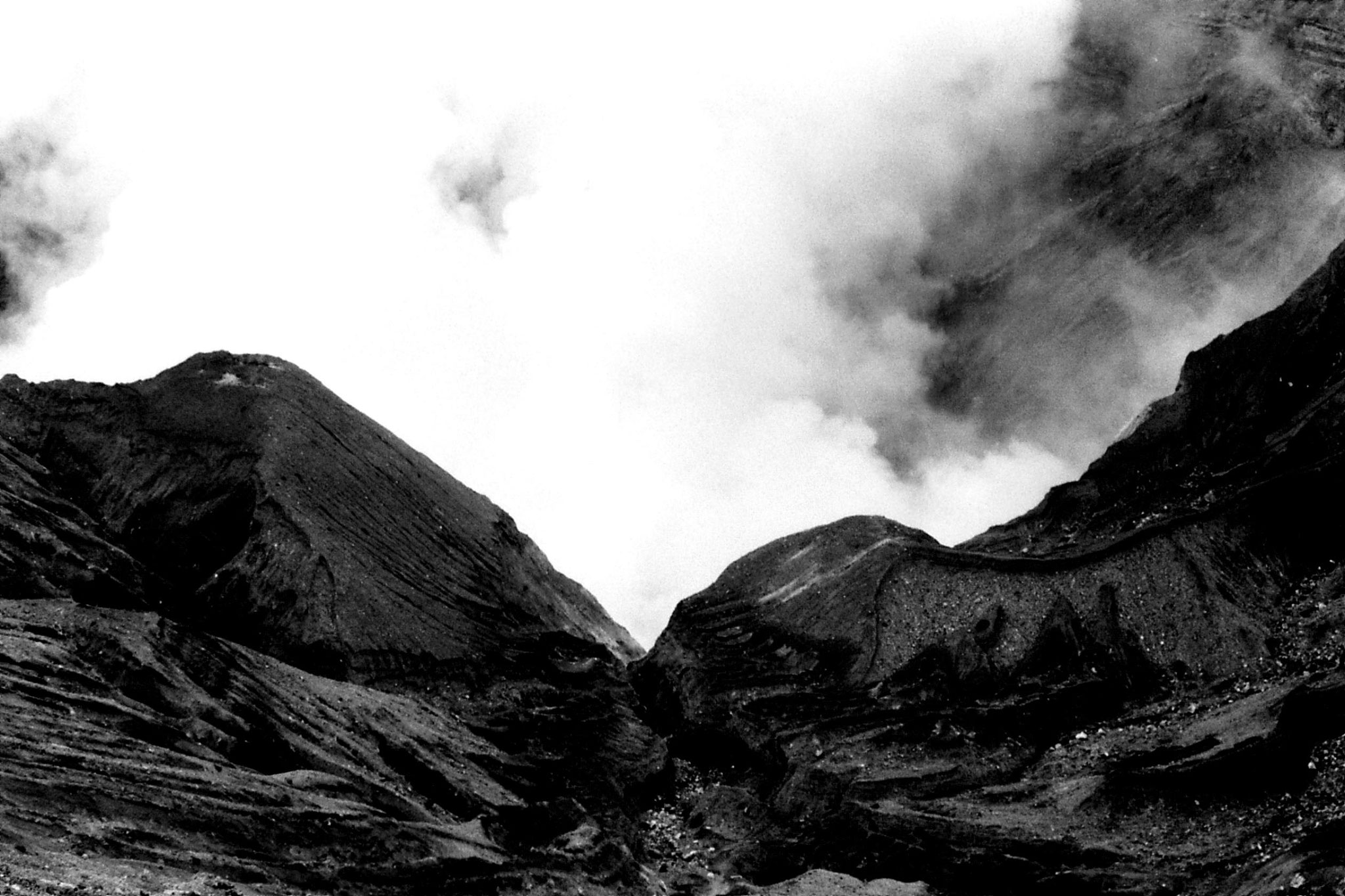 22/1/1989: 14: Aso volcano