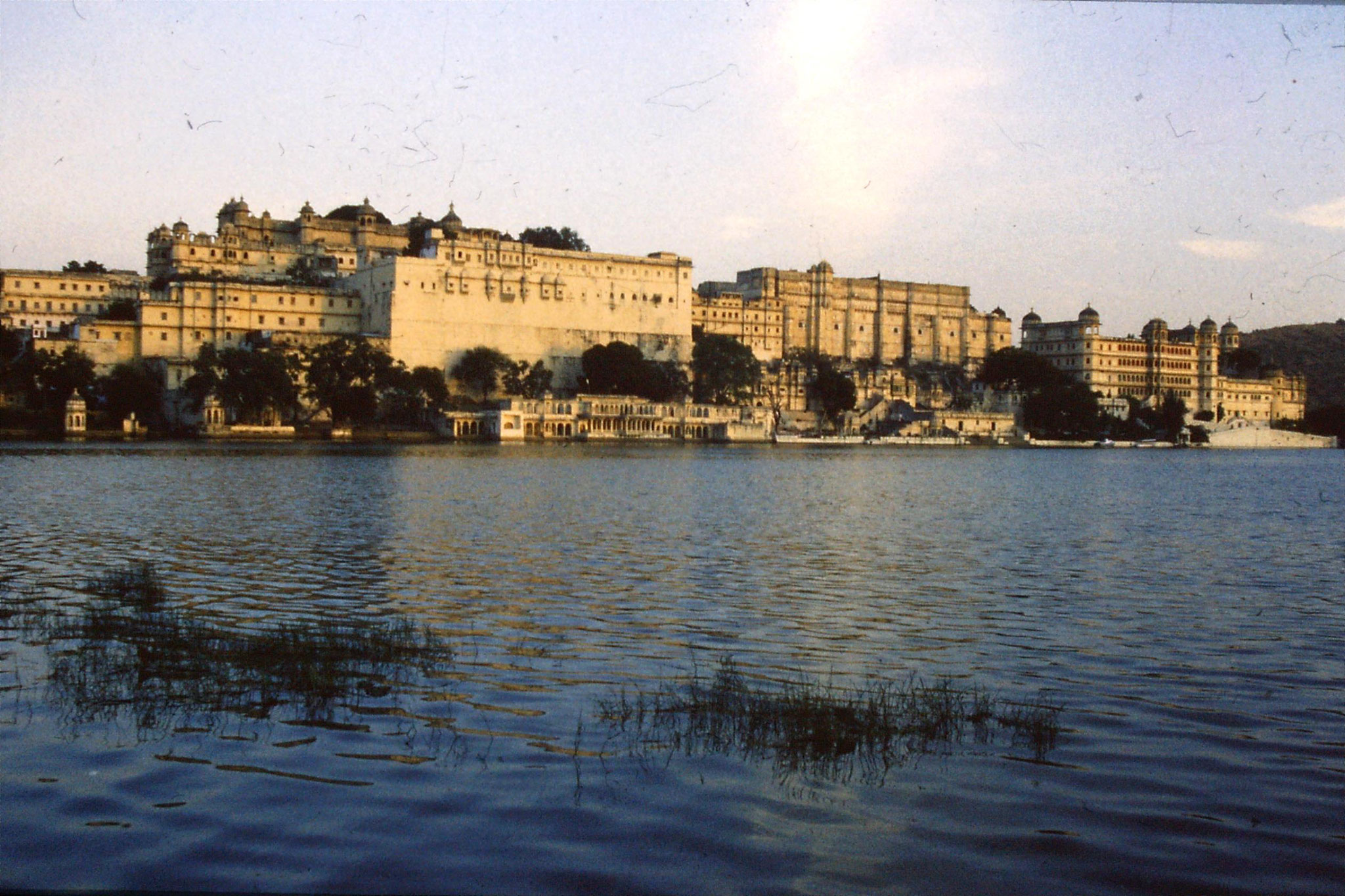 7/12/1989: 23: Udaipur Palace Museum