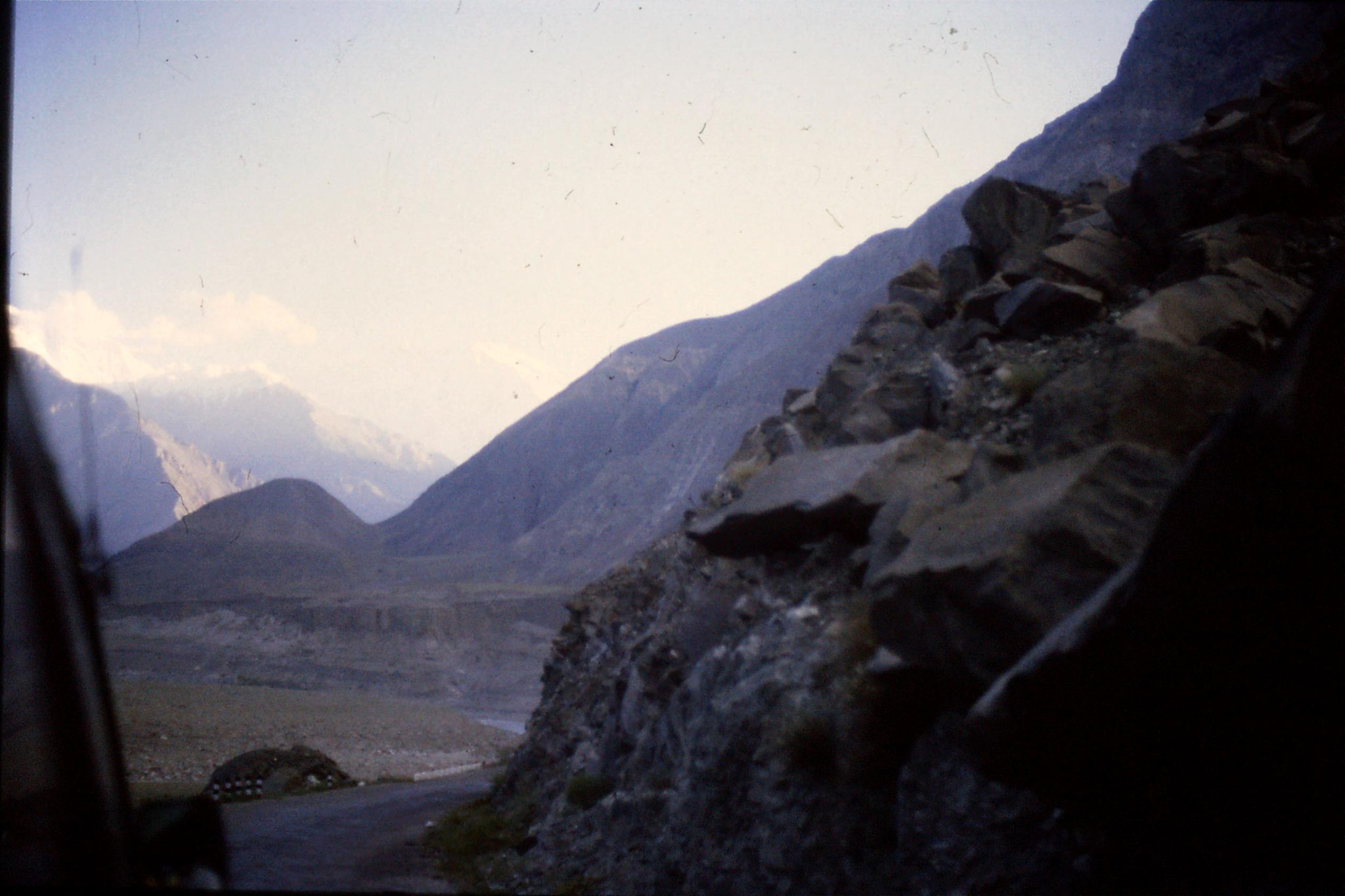 14/9/1989: 2: Nanga Parbat from south of Jaglot