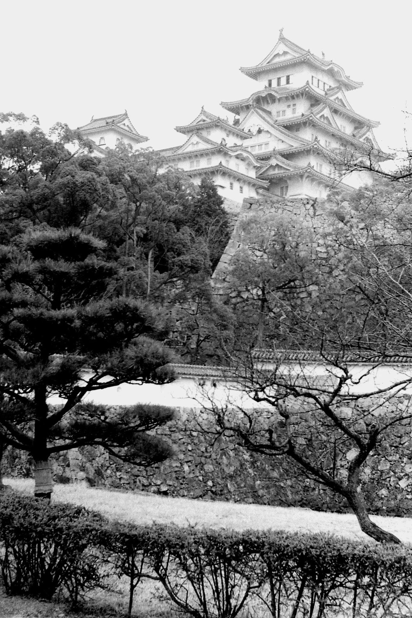 18/1/1989: 13: Himeji Castle