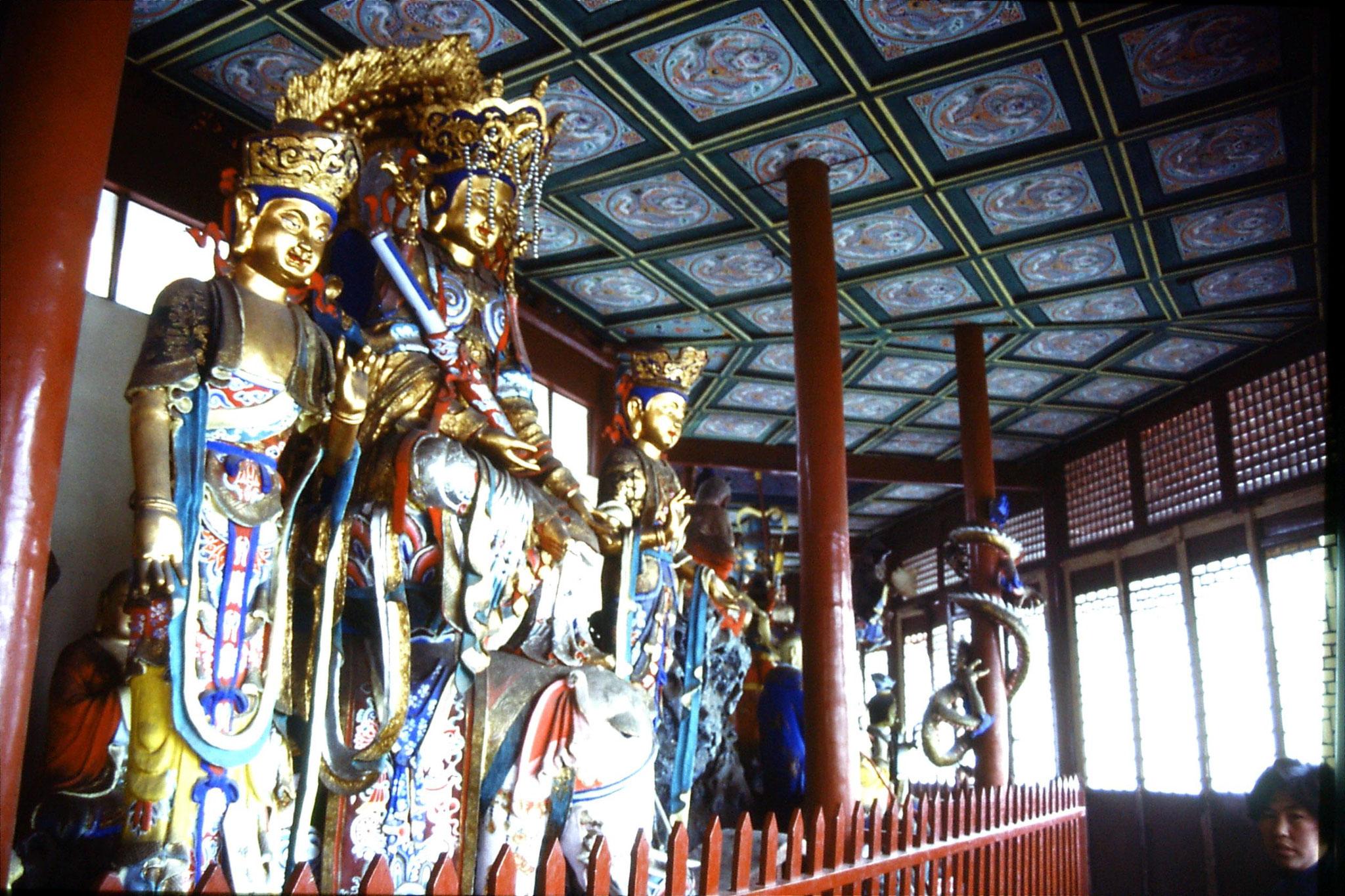 25/2/1989: 9: Kaifeng Xiangguo Monastery