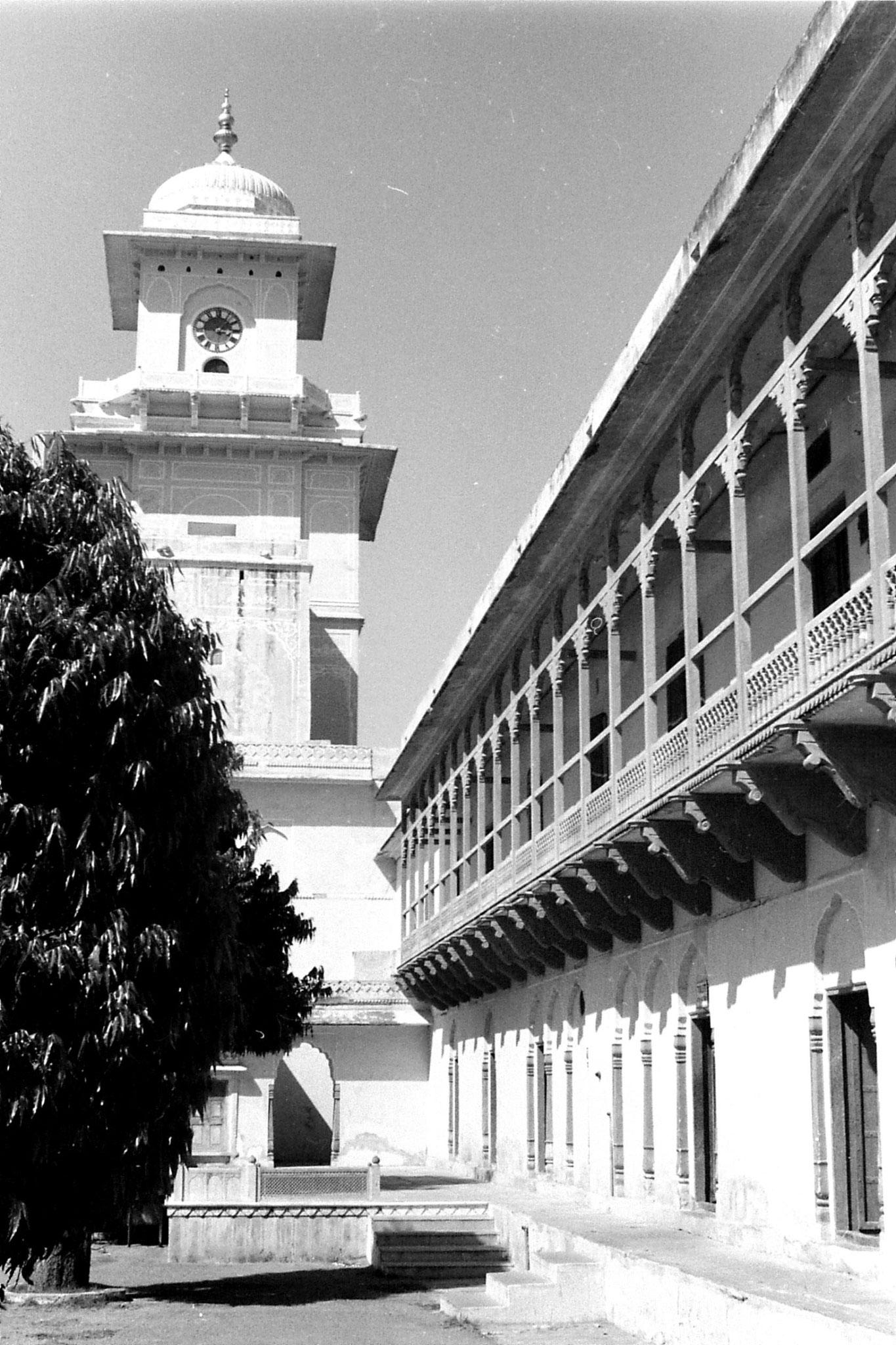 3/4/1990: 31: Jaipur Palace