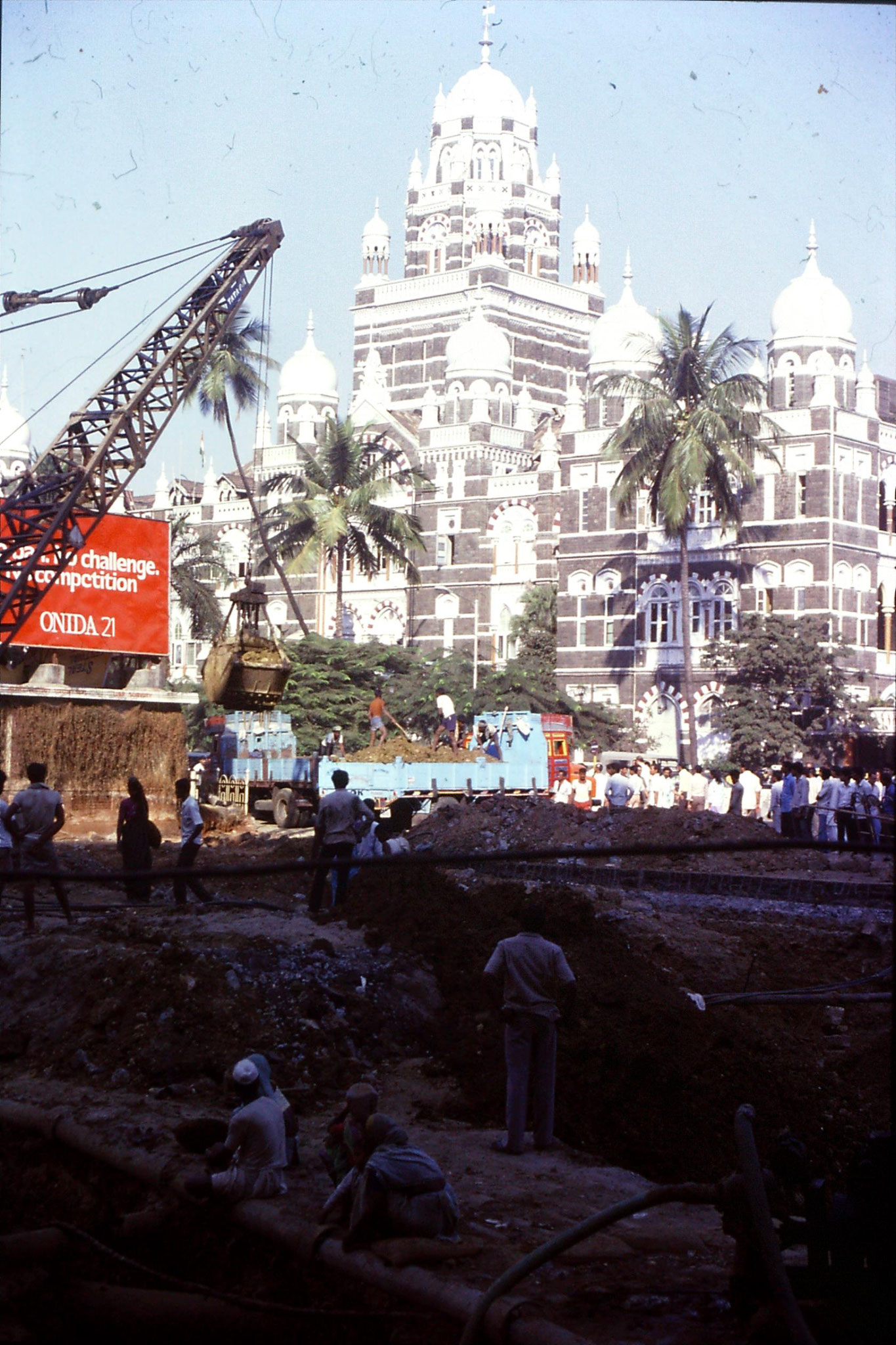 22/12/1989: 16: Bombay, city tour