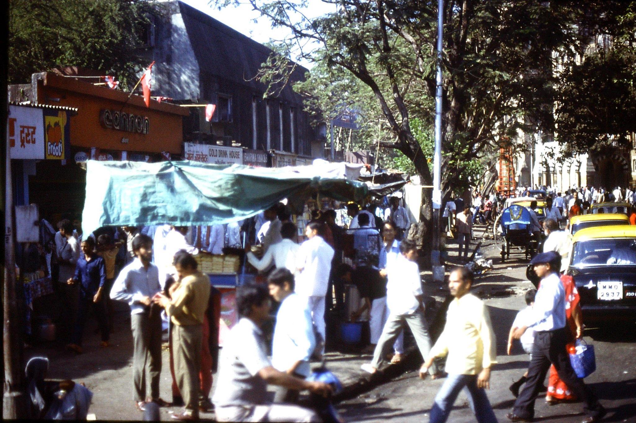 22/12/1989: 18: Bombay, city tour