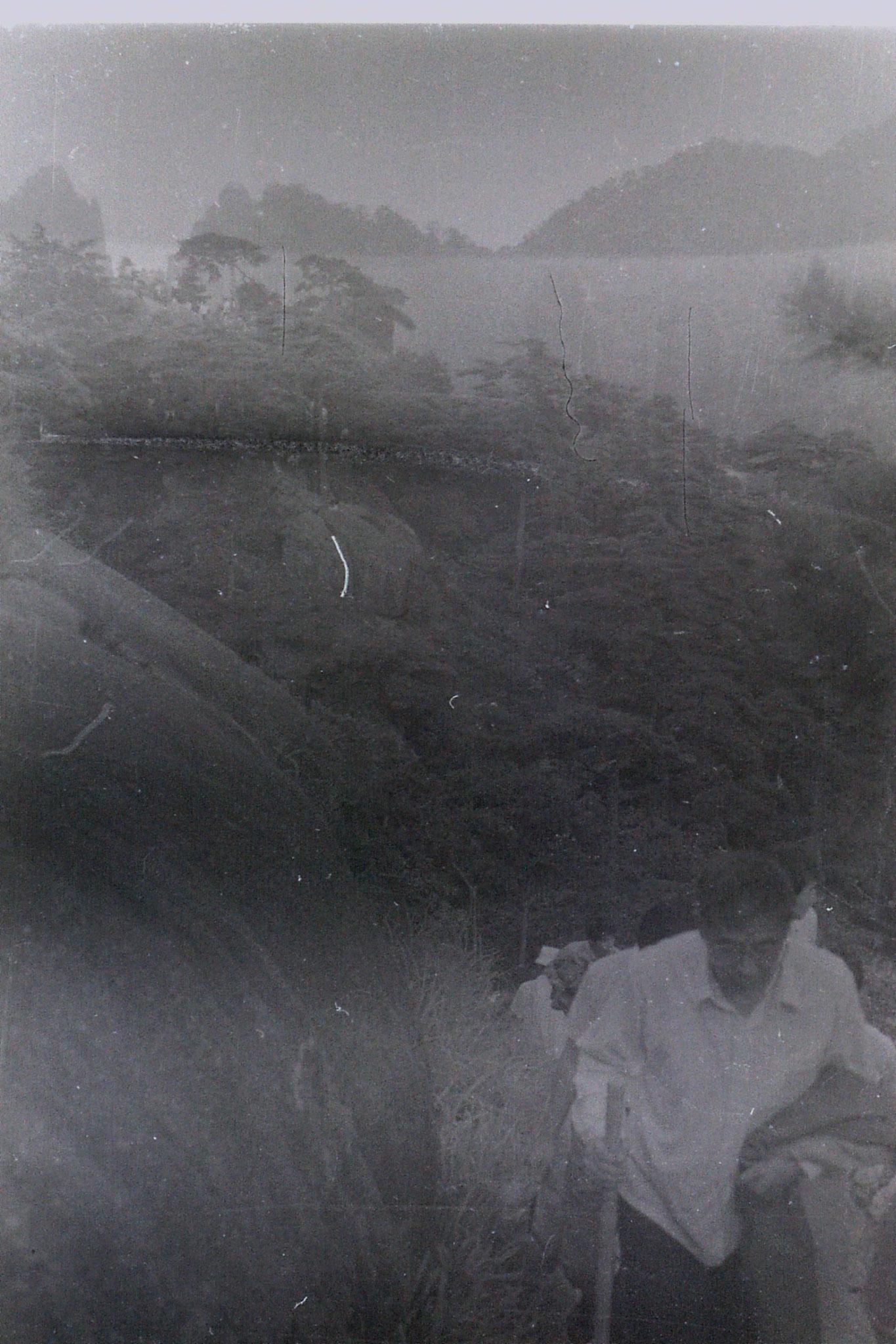 3/8/1989: 13: Huang Shan nr Beilai Hotel