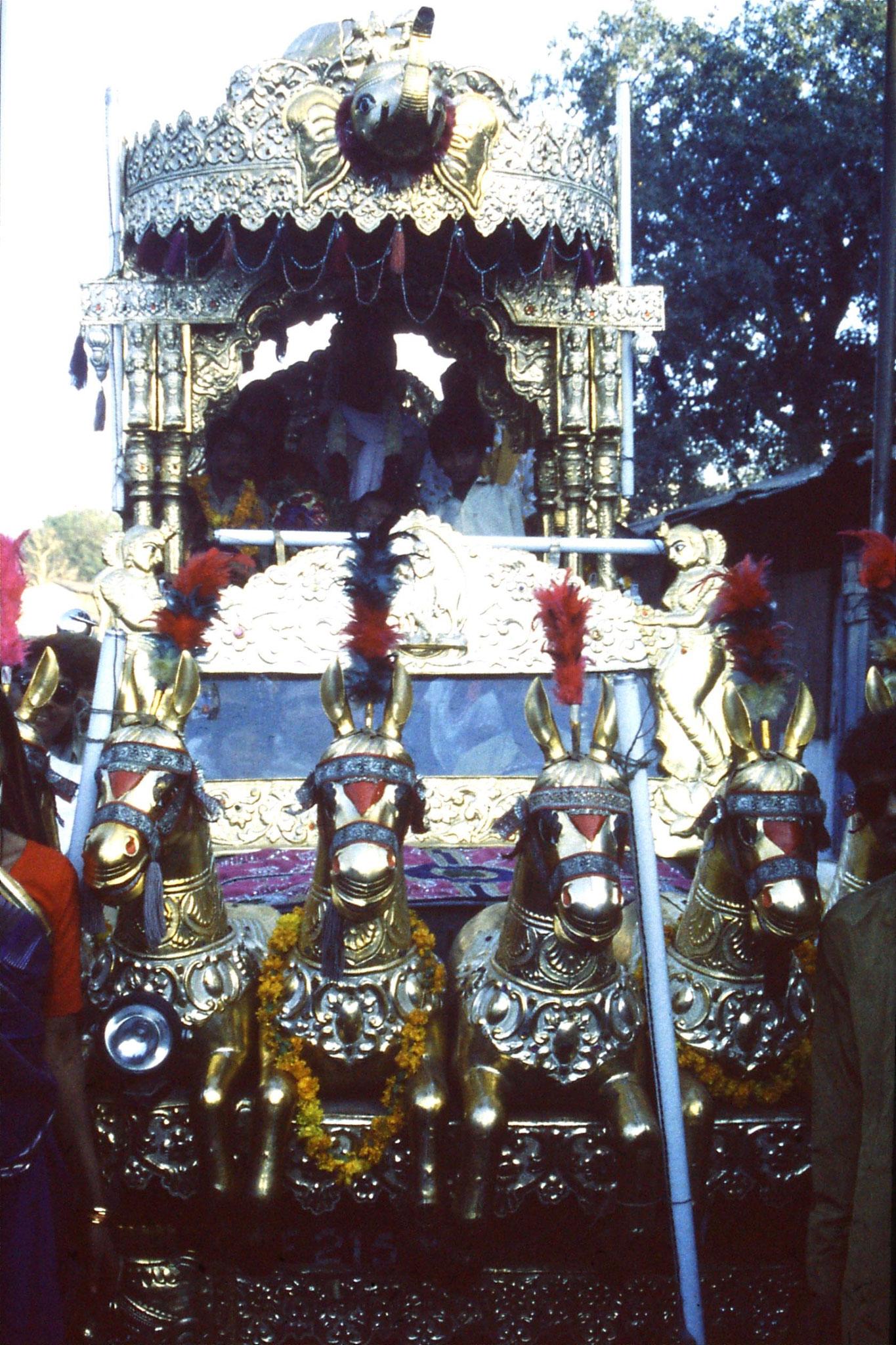 10/12/1989: 36: Ahmedabad wedding procession