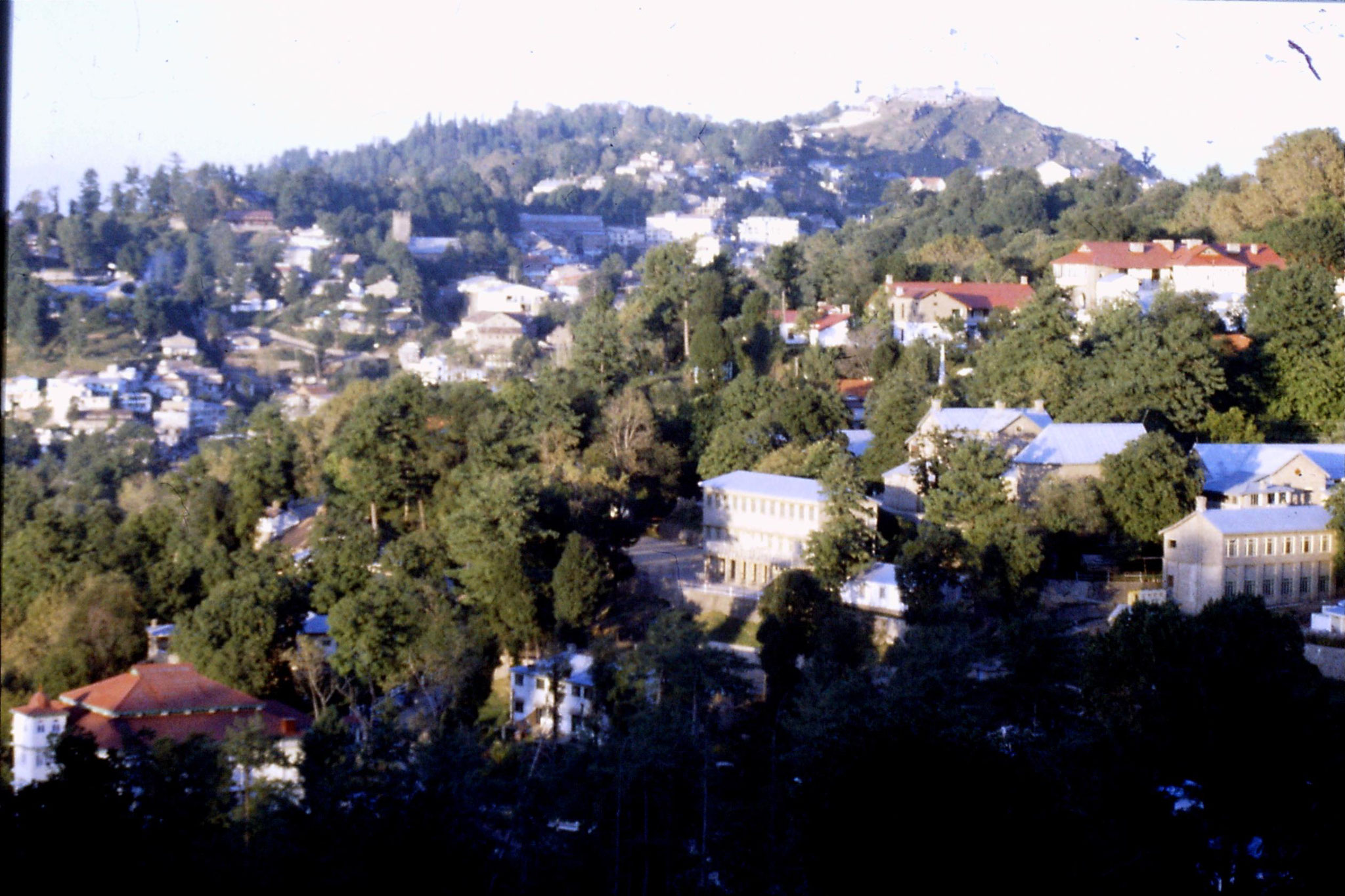 1/10/1989: 10: view from Murree