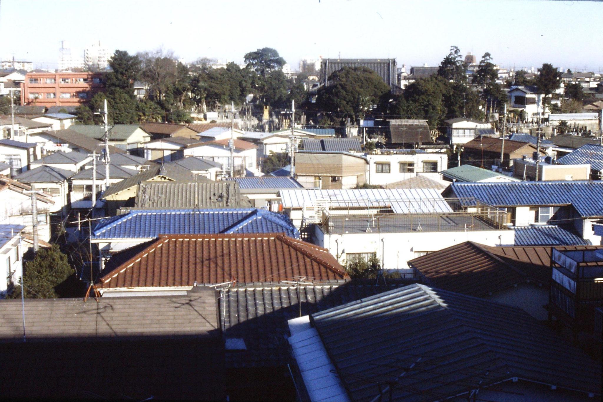 28/12/1988: 21: Tokyo nr Nishimagome