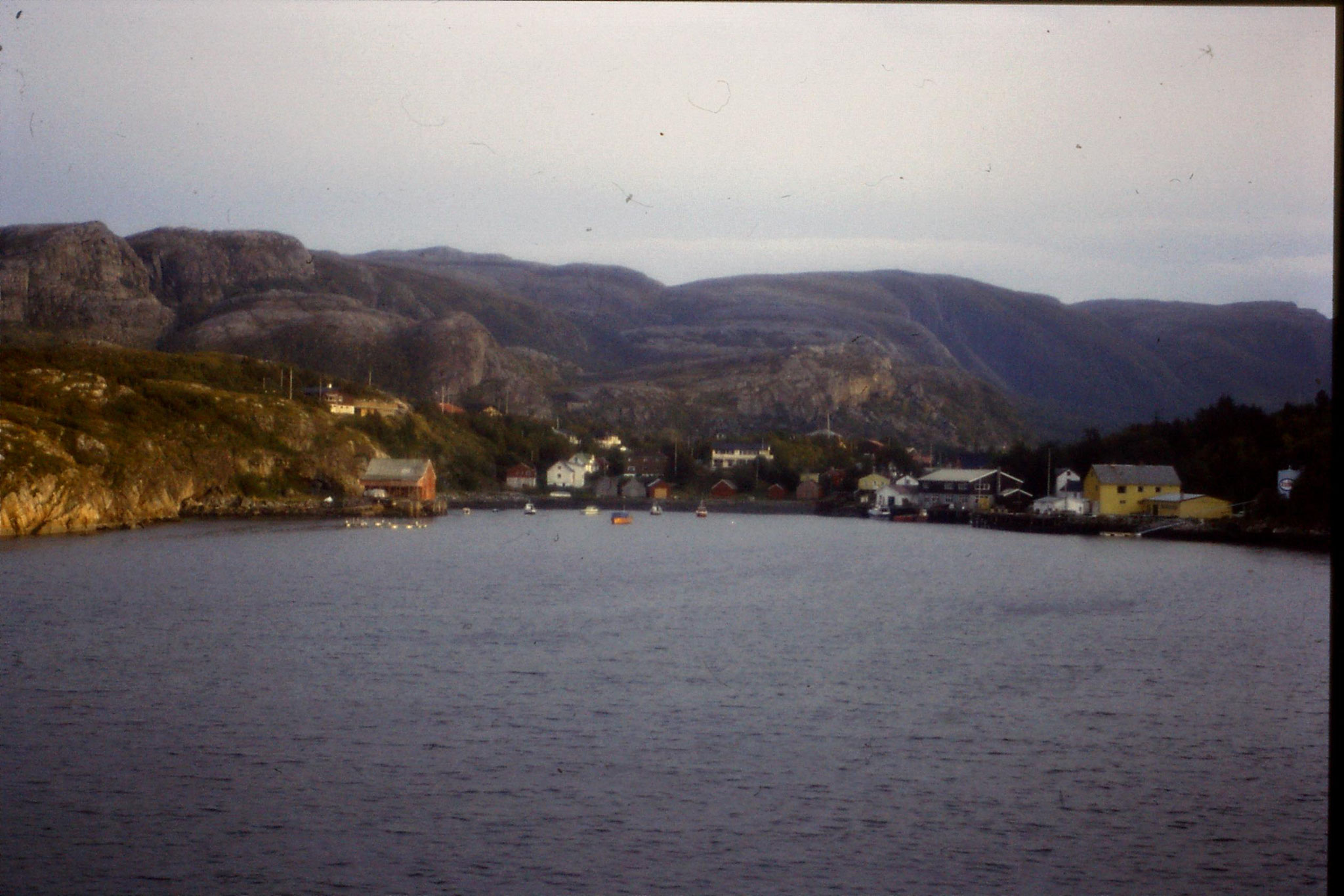 23/9/1988: 19: north of Stoksund