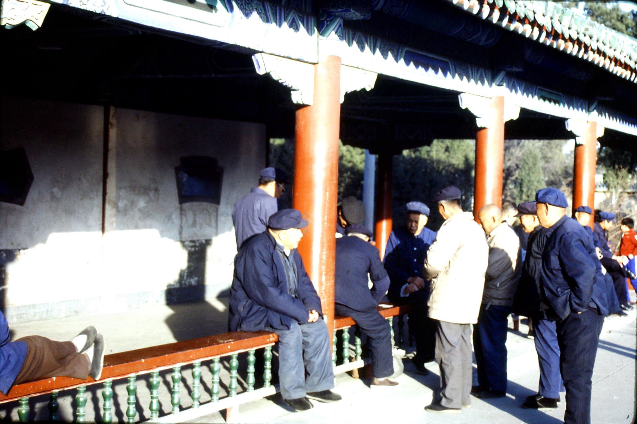 2/12/1988: 28: Tiantan Park